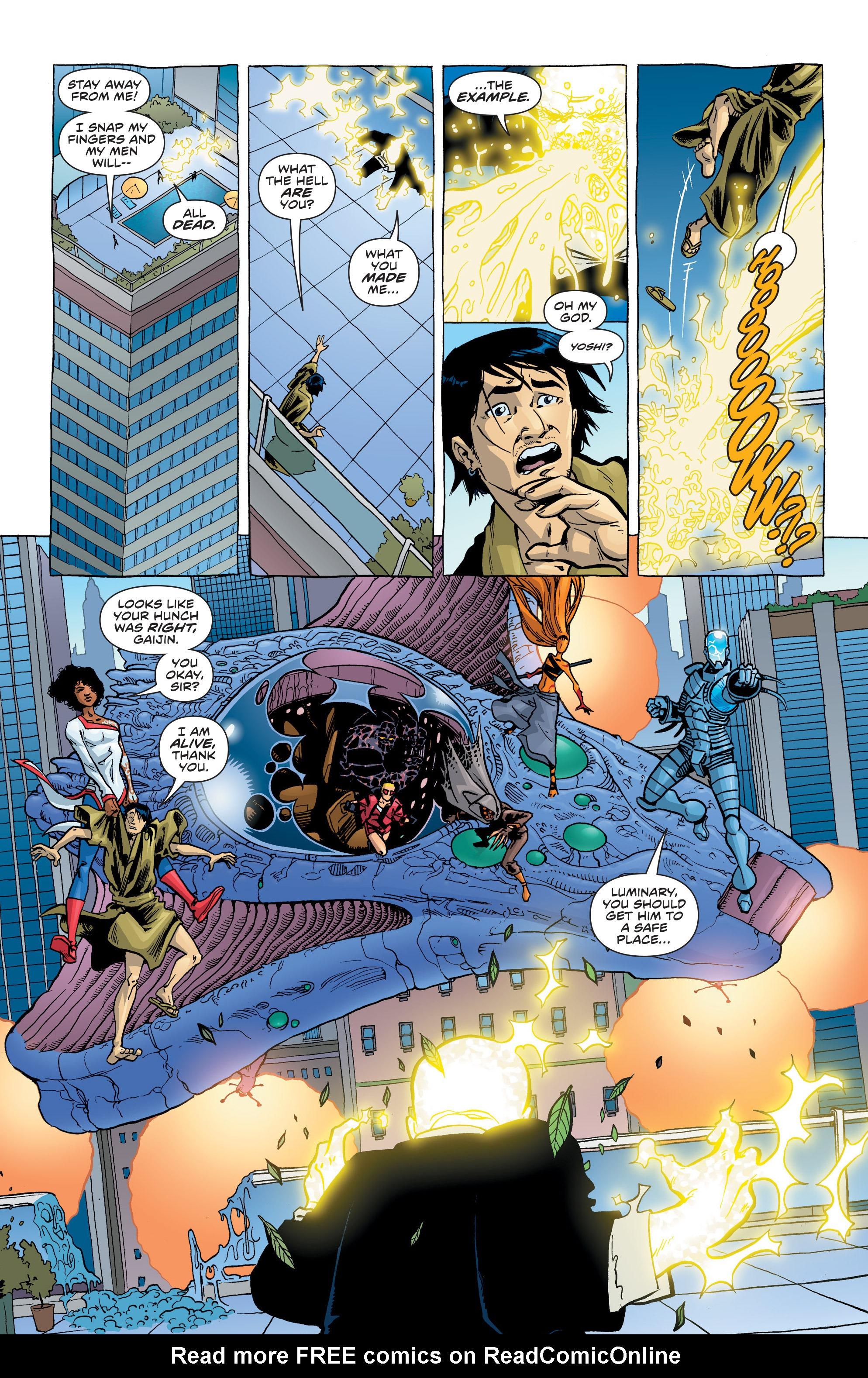 Read online Secret Identities comic -  Issue #3 - 14
