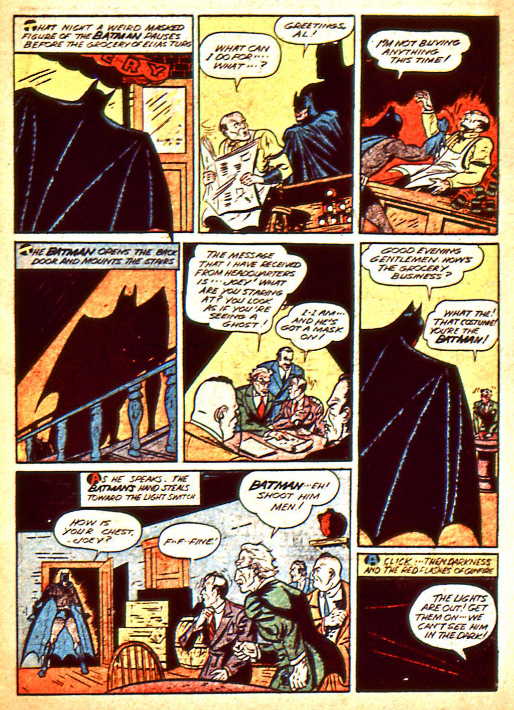 Read online Detective Comics (1937) comic -  Issue #37 - 8