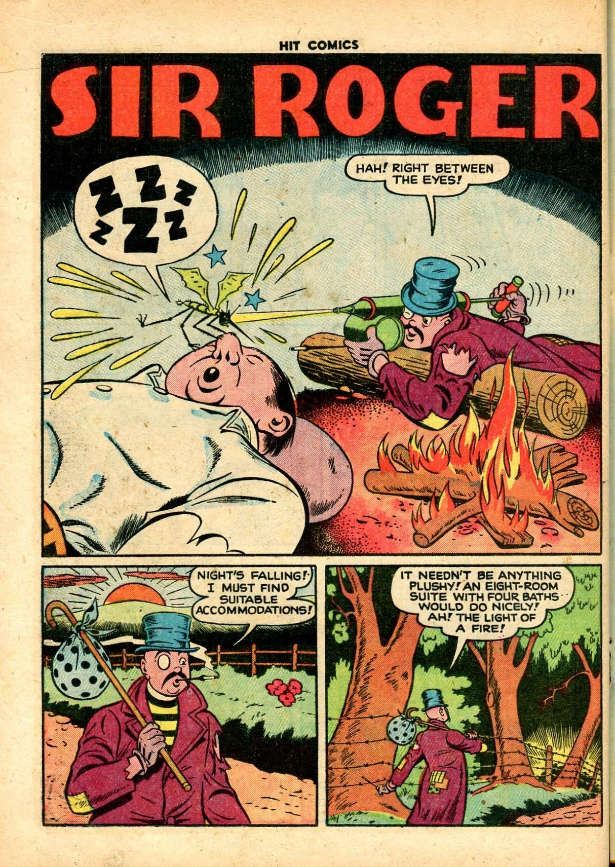 Read online Hit Comics comic -  Issue #59 - 16
