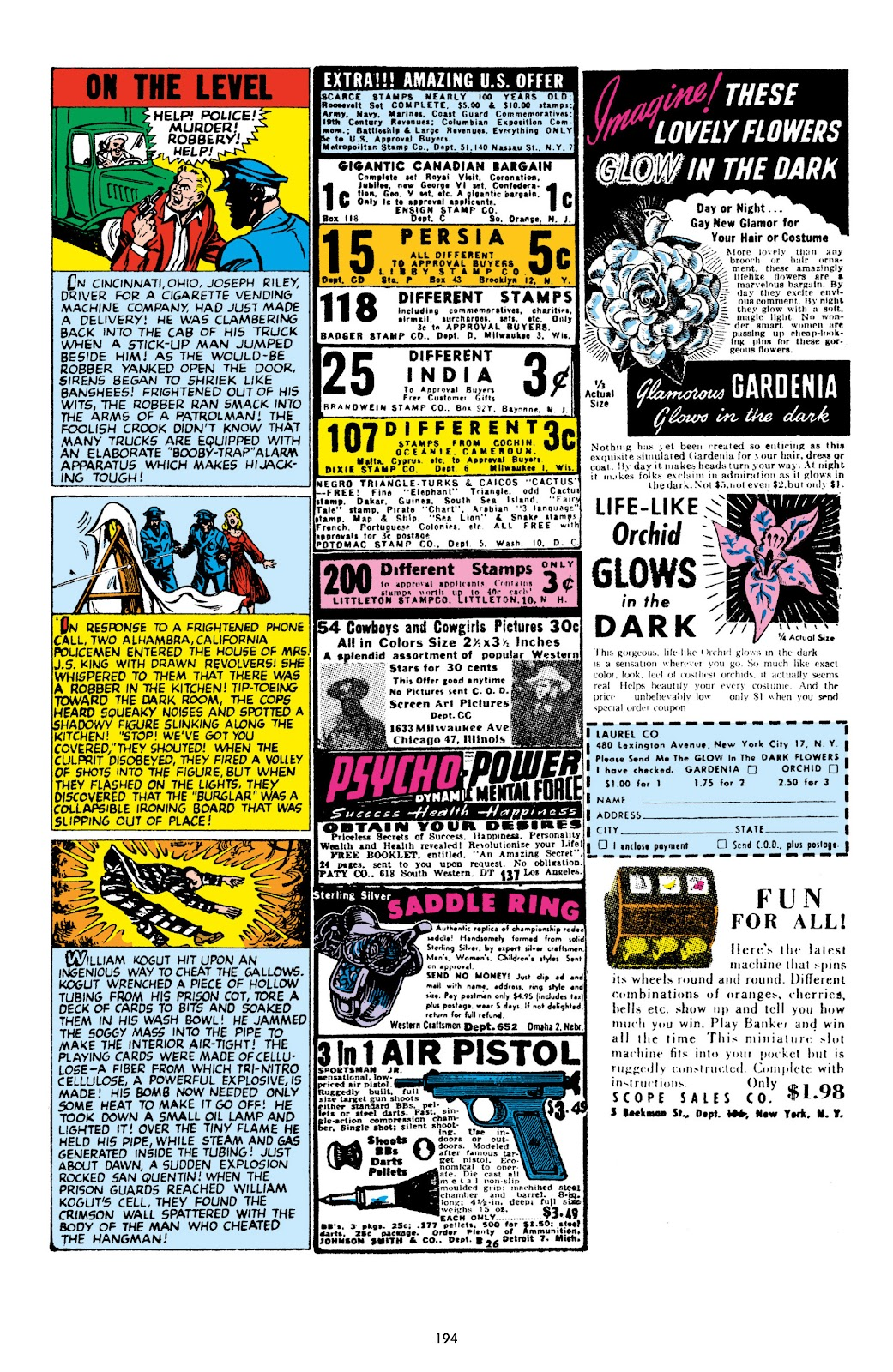 Read online Crime Does Not Pay Archives comic -  Issue # TPB 10 (Part 2) - 95