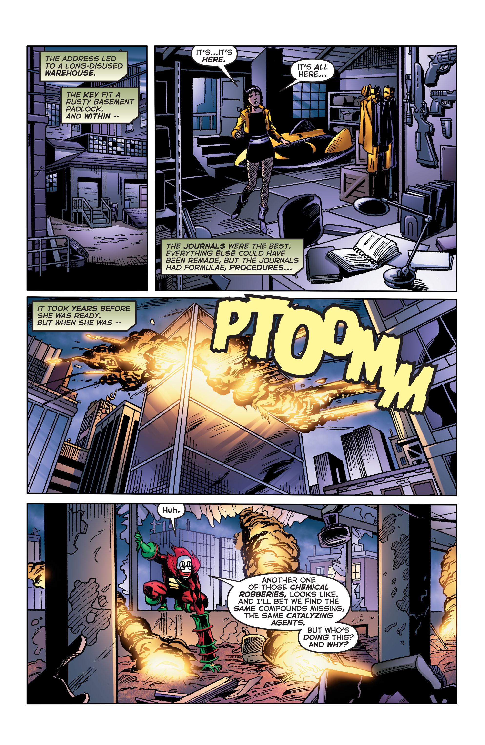 Read online Astro City comic -  Issue #36 - 10