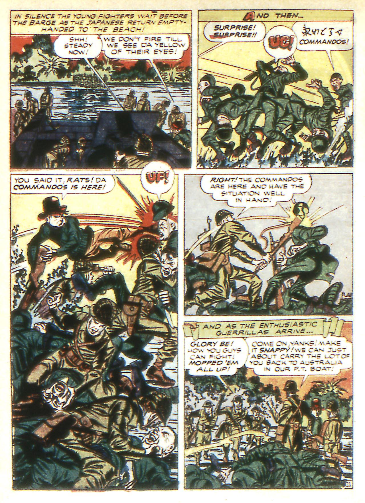 Read online Detective Comics (1937) comic -  Issue #81 - 56
