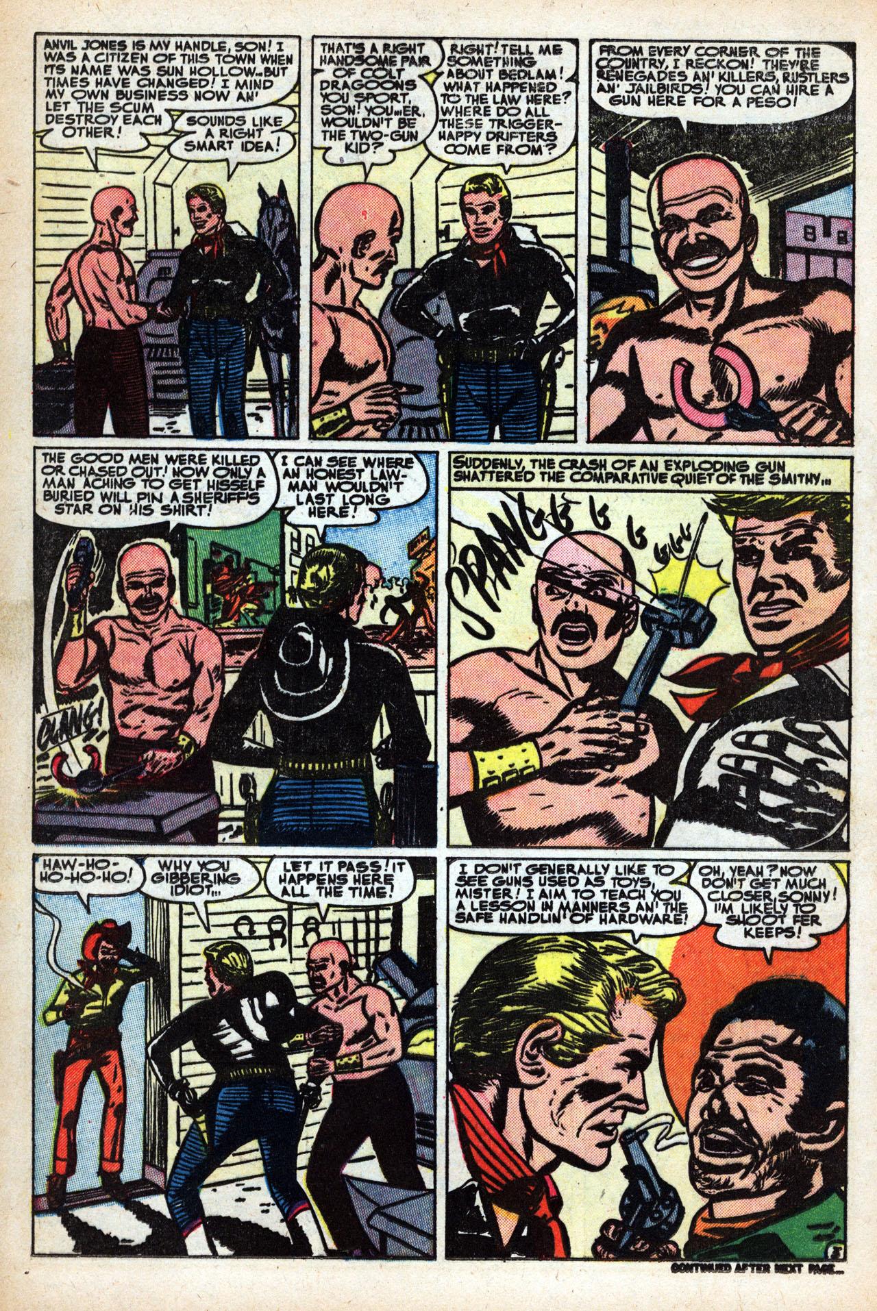 Read online Two-Gun Kid comic -  Issue #15 - 12