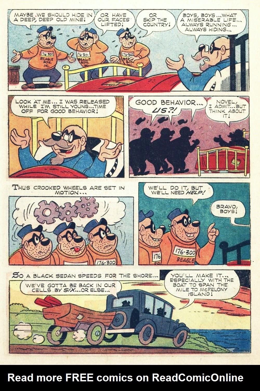 Walt Disney THE BEAGLE BOYS issue 6 - Page 6