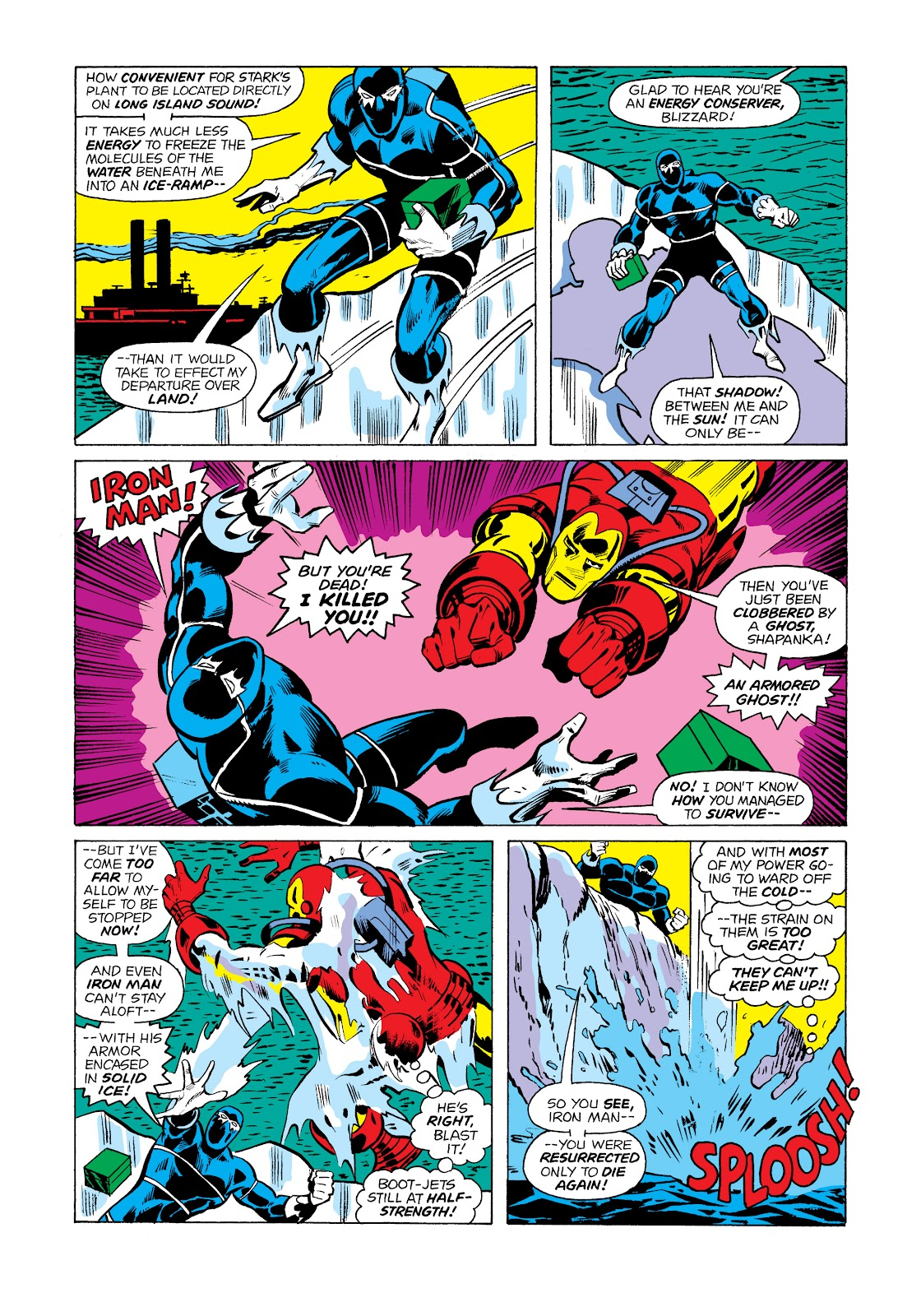 Read online Marvel Masterworks: The Invincible Iron Man comic -  Issue # TPB 11 (Part 2) - 14