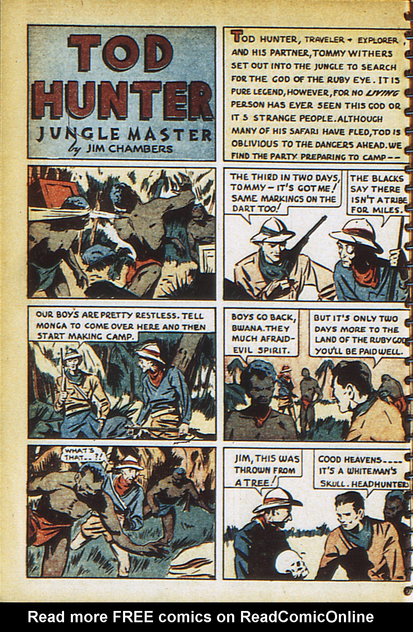 Read online Adventure Comics (1938) comic -  Issue #27 - 58