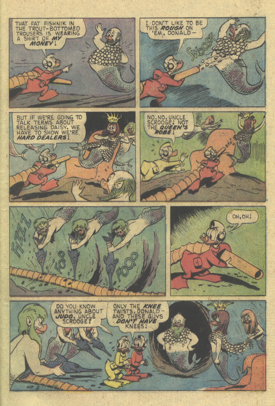 Read online Uncle Scrooge (1953) comic -  Issue #125 - 25