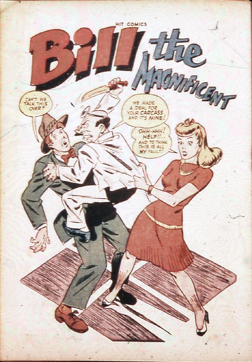 Read online Hit Comics comic -  Issue #30 - 49