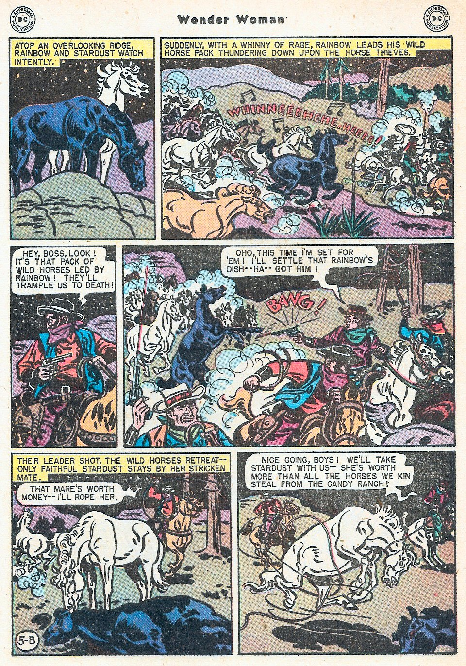 Read online Wonder Woman (1942) comic -  Issue #27 - 25