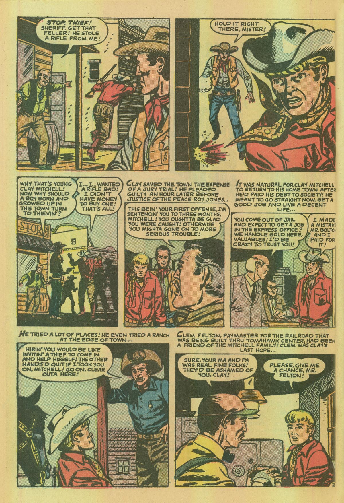 Read online Two-Gun Kid comic -  Issue #114 - 32