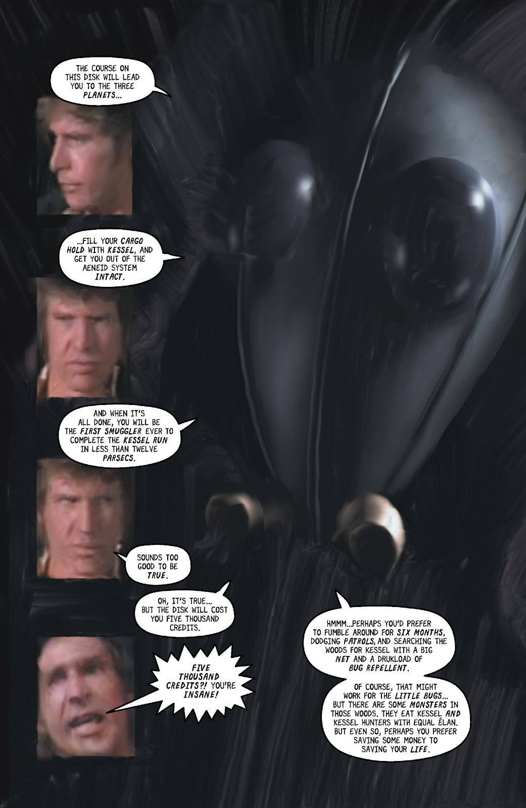 Read online Star Wars Legends Epic Collection: The Empire comic -  Issue # TPB 5 (Part 5) - 43