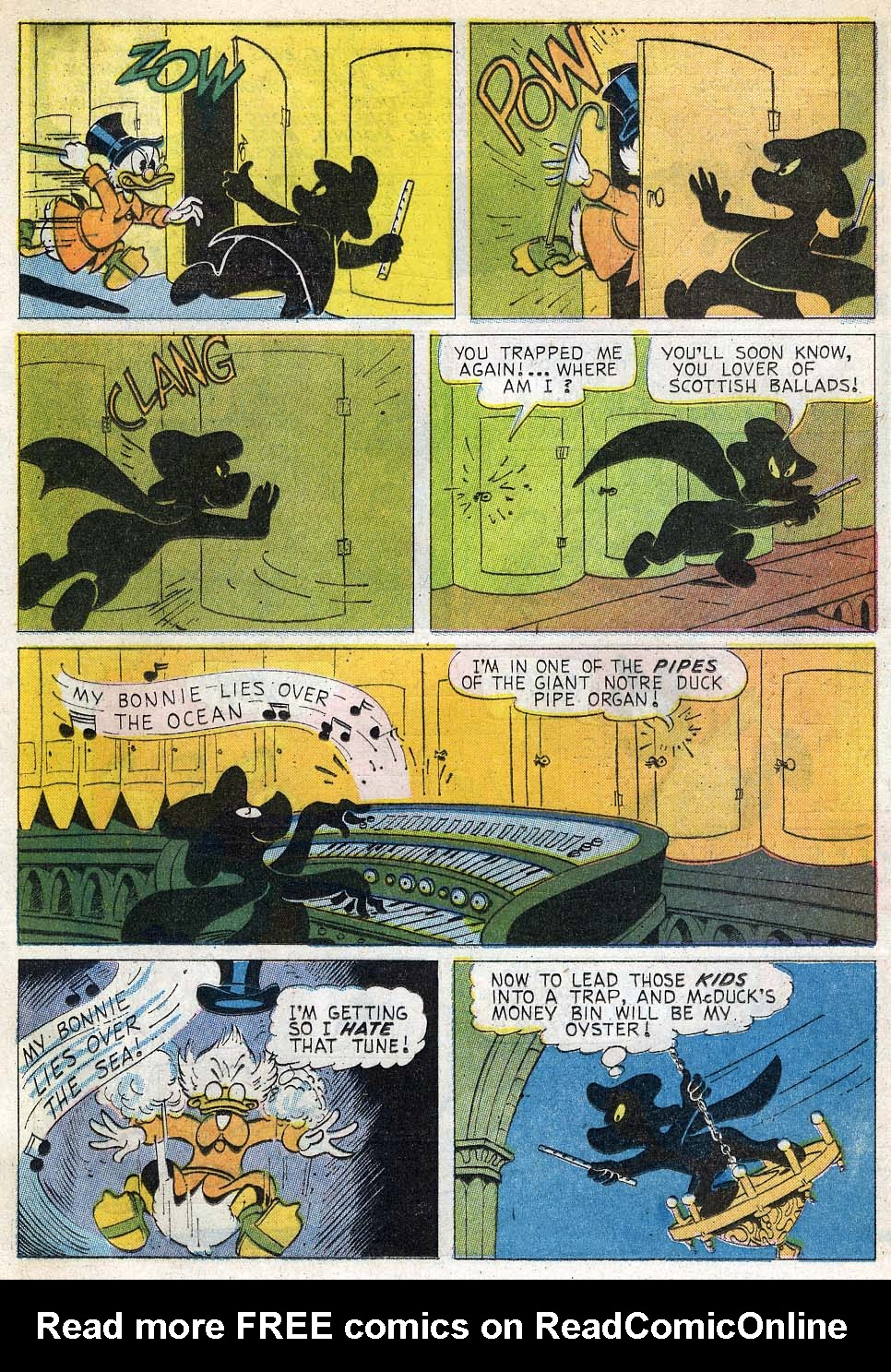 Read online Uncle Scrooge (1953) comic -  Issue #60 - 17