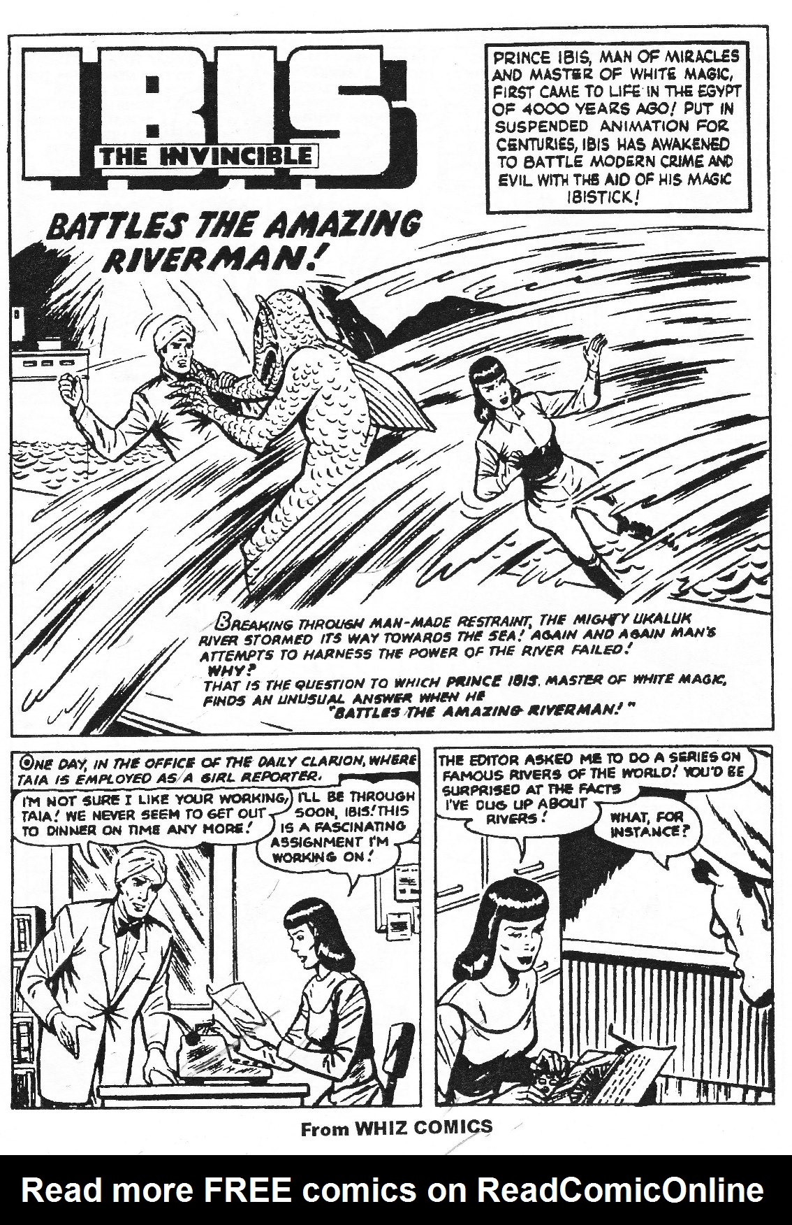Read online Men of Mystery Comics comic -  Issue #62 - 23