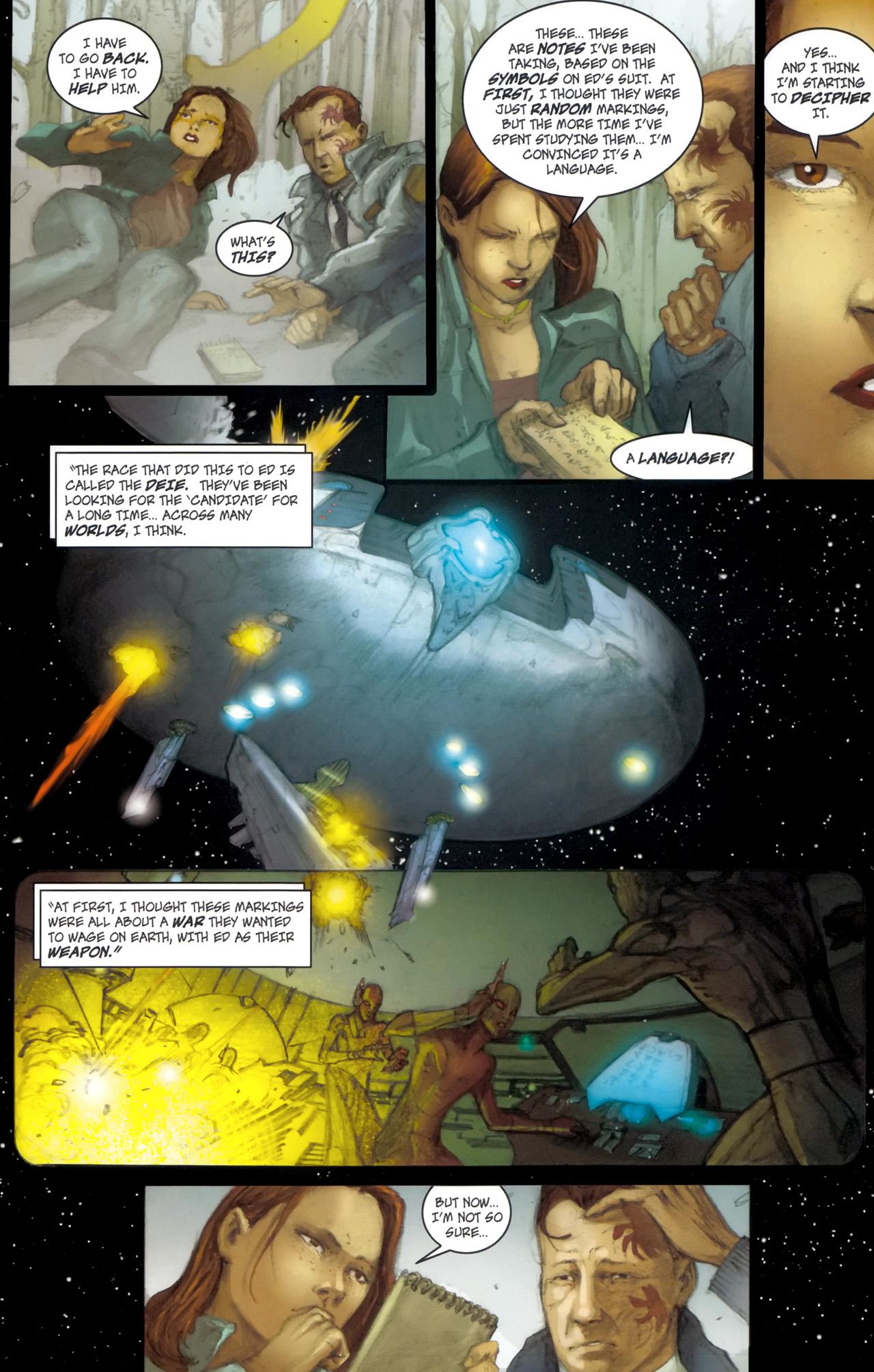 Read online Phoenix comic -  Issue #5 - 14