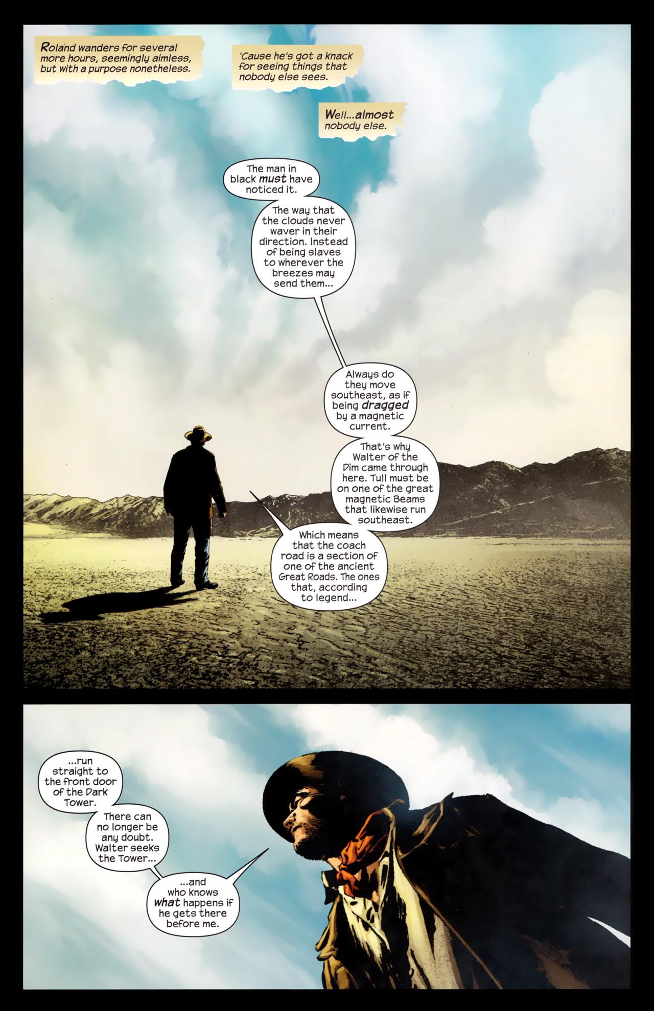 Read online Dark Tower: The Gunslinger - The Battle of Tull comic -  Issue #4 - 4