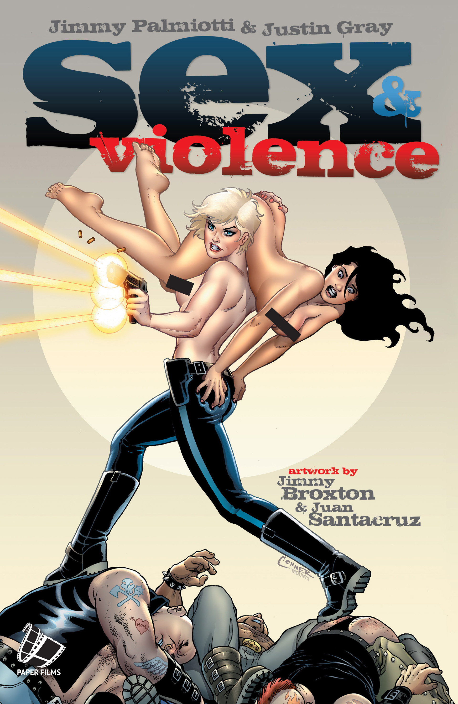Read online Sex and Violence comic -  Issue # Full - 1