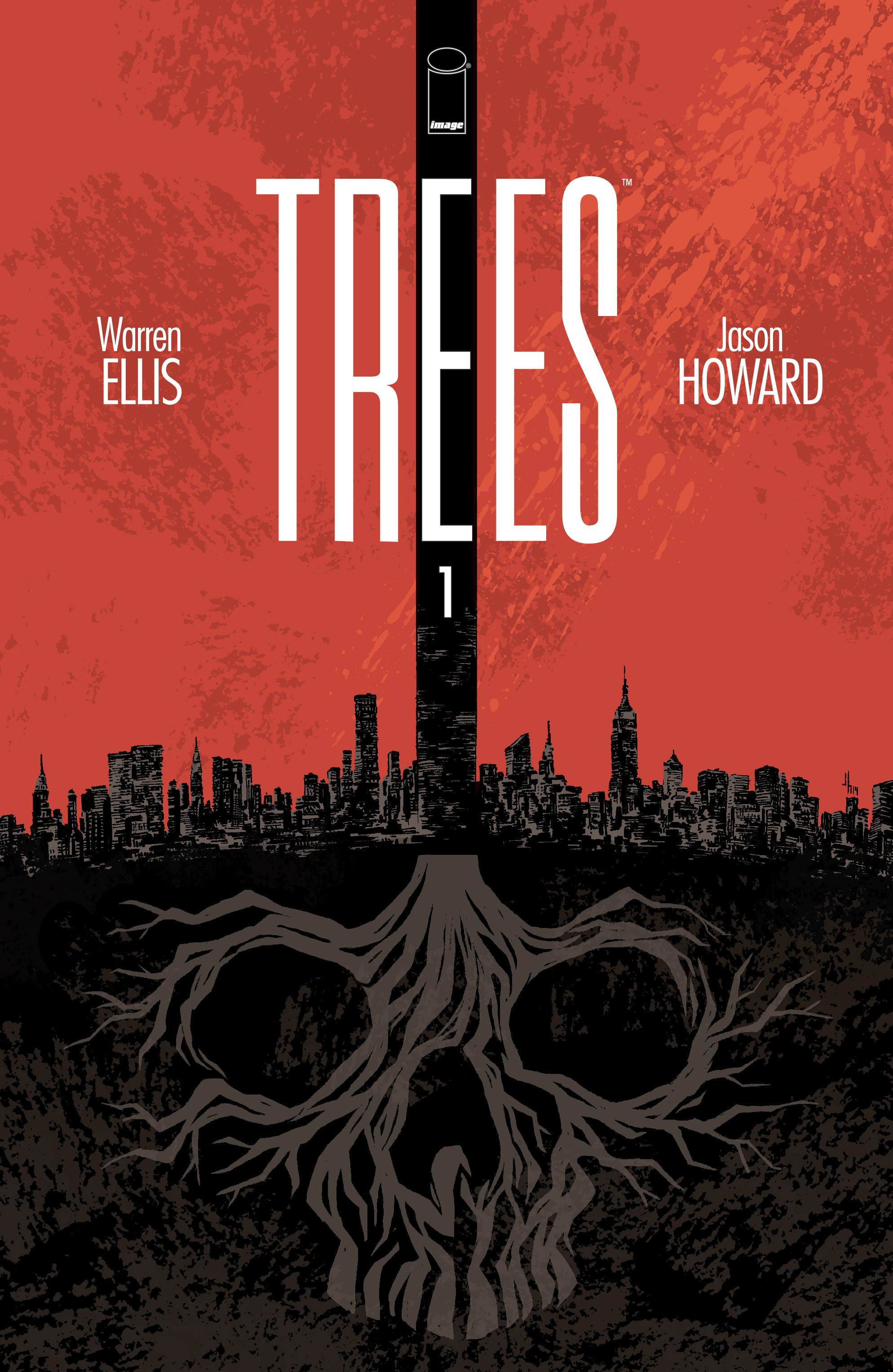 Read online Trees comic -  Issue #1 - 1