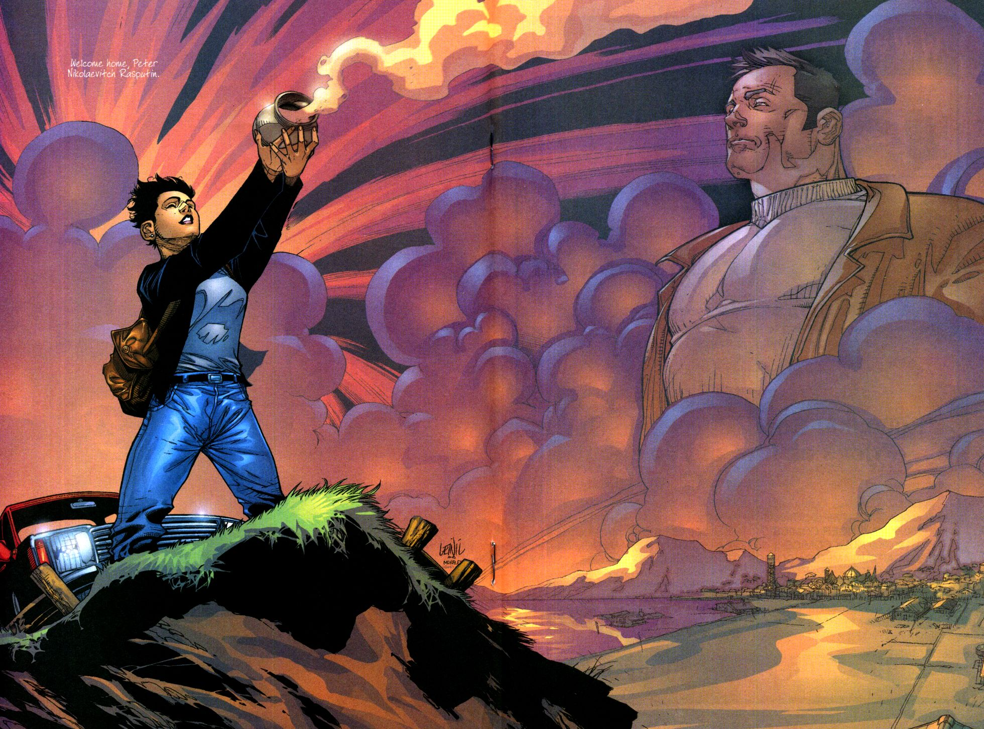X-Men (1991) 110 Page 11