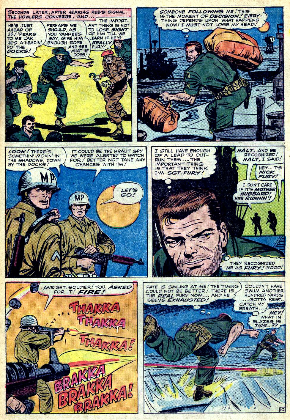 Read online Sgt. Fury comic -  Issue #25 - 15