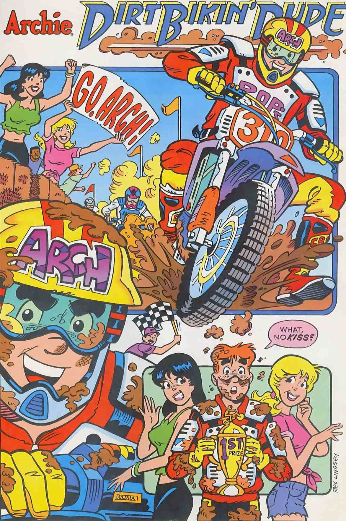 Read online Archie (1960) comic -  Issue #454 - 12