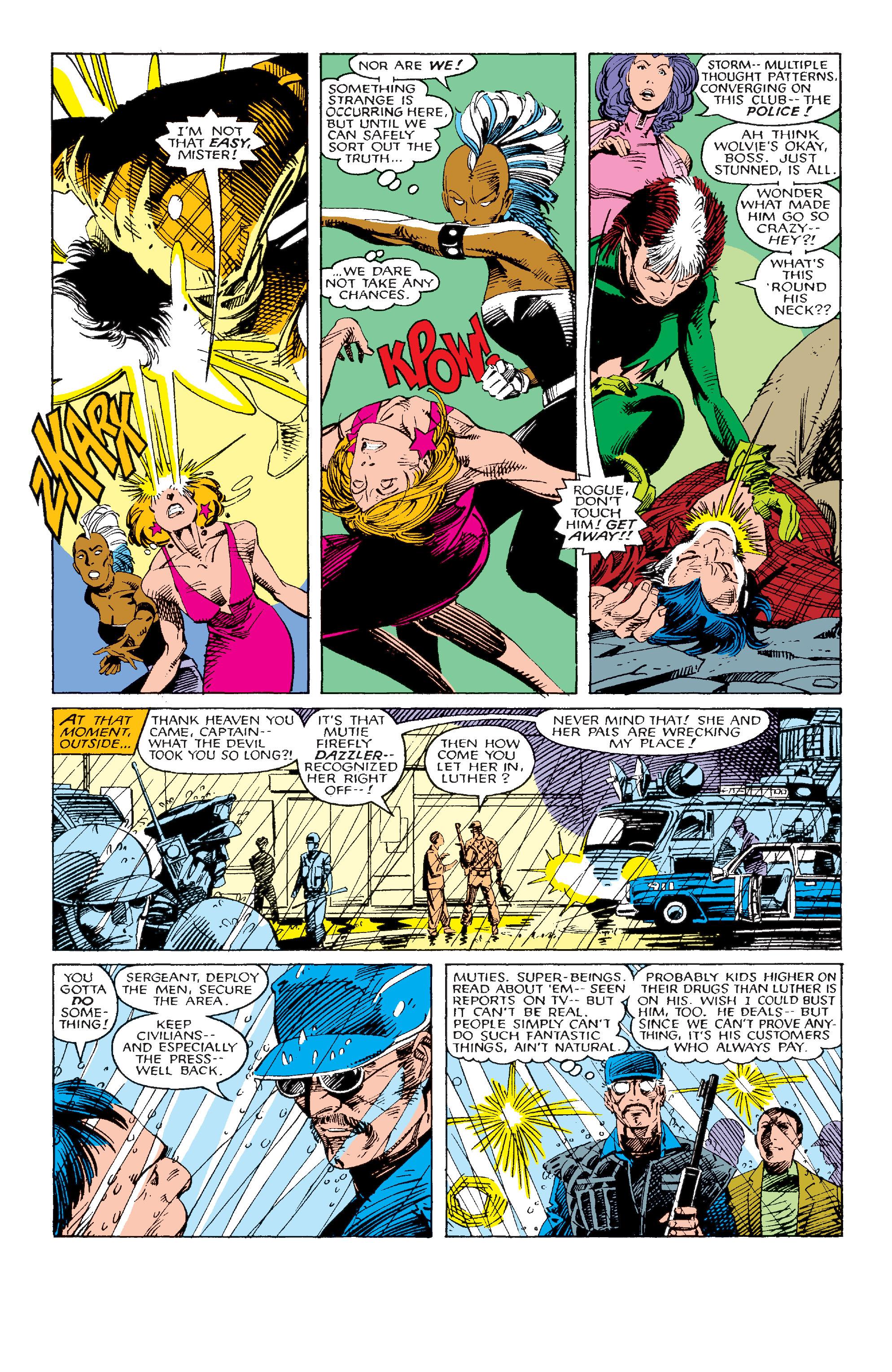 Read online Uncanny X-Men (1963) comic -  Issue #214 - 15