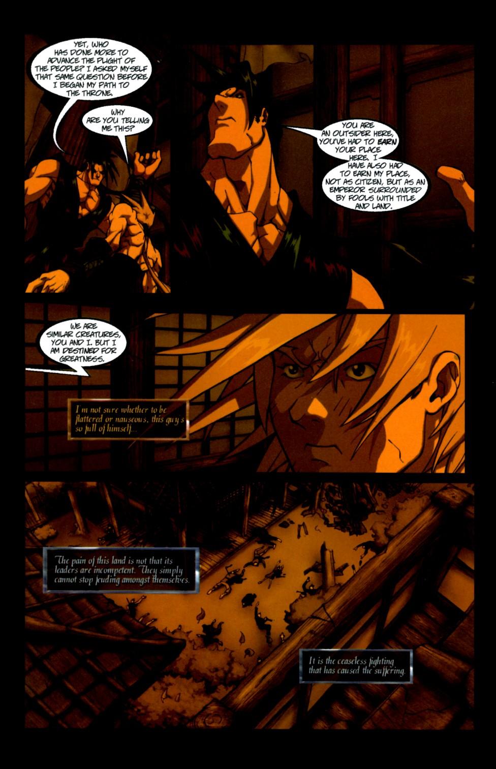 Read online Shidima comic -  Issue #4 - 13