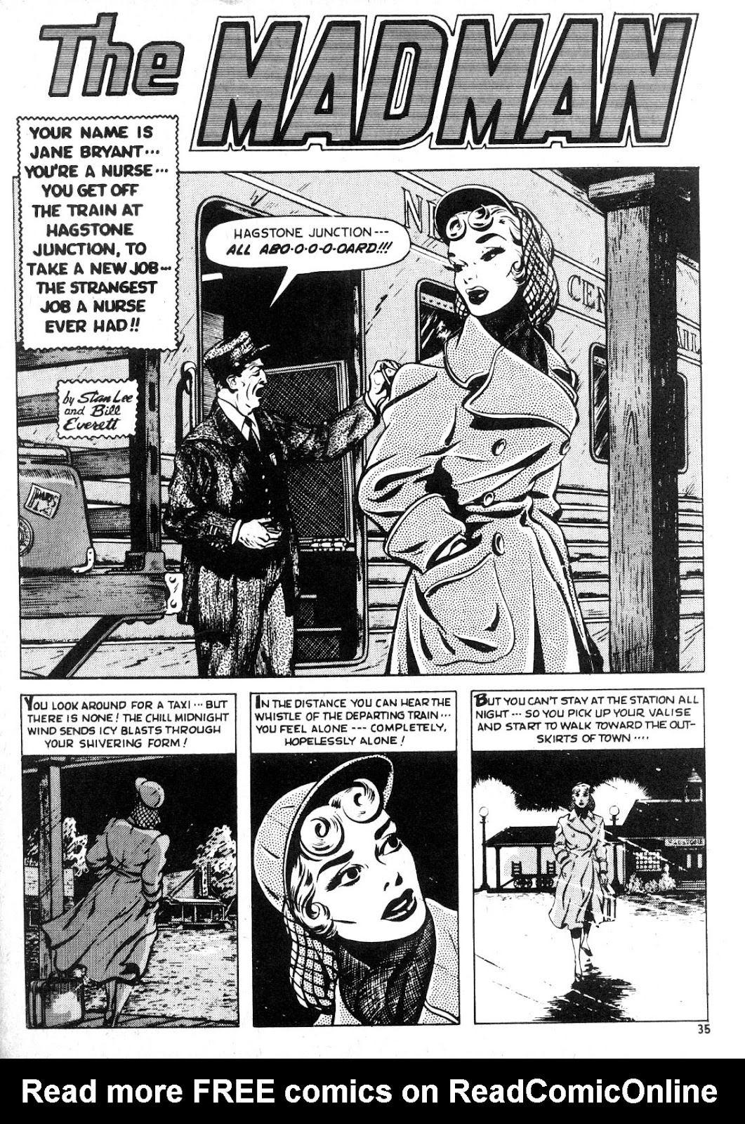 Monsters Unleashed (1973) issue 2 - Page 35