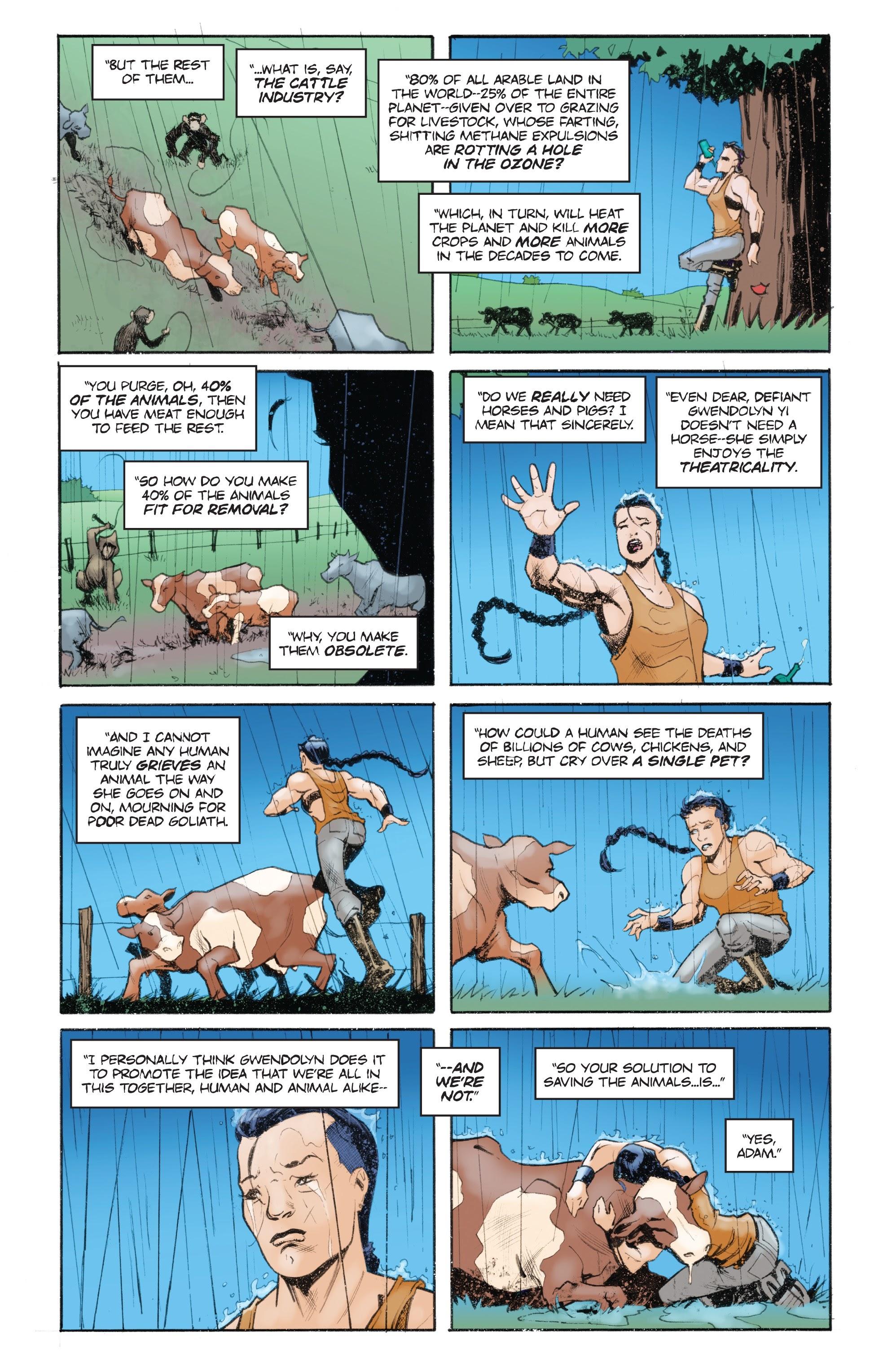 Animosity: Evolution #10 #10 - English 9