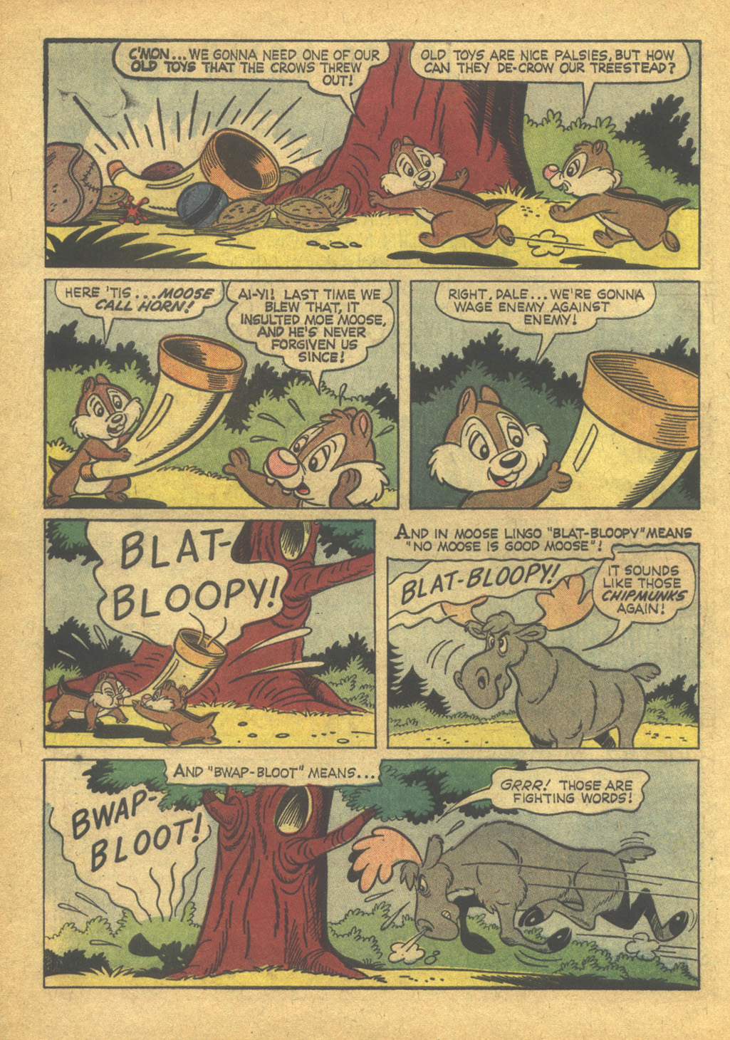 Walt Disneys Chip N Dale issue 26 - Page 6