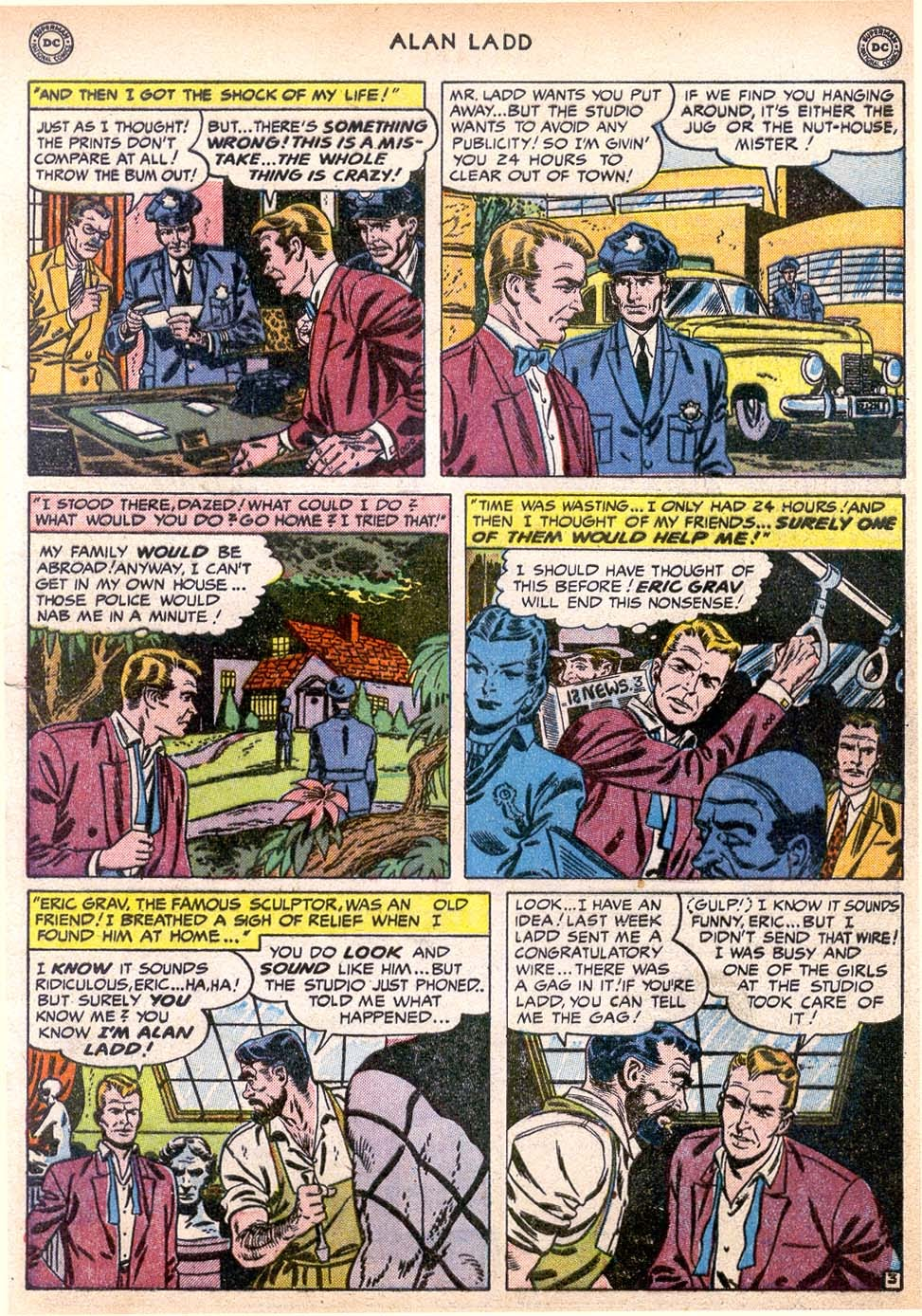 Adventures of Alan Ladd issue 4 - Page 5