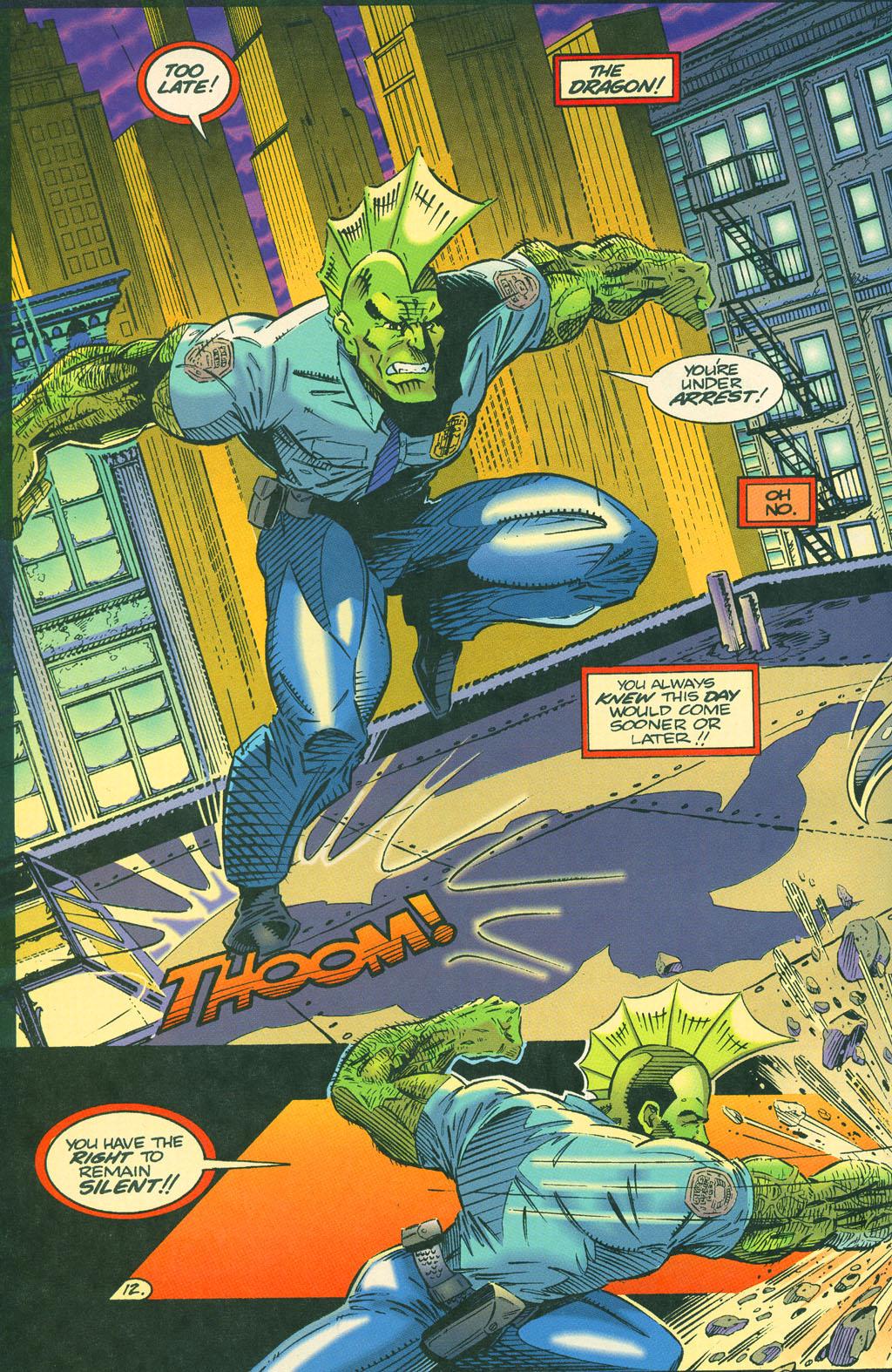 Read online ShadowHawk comic -  Issue #4 - 15