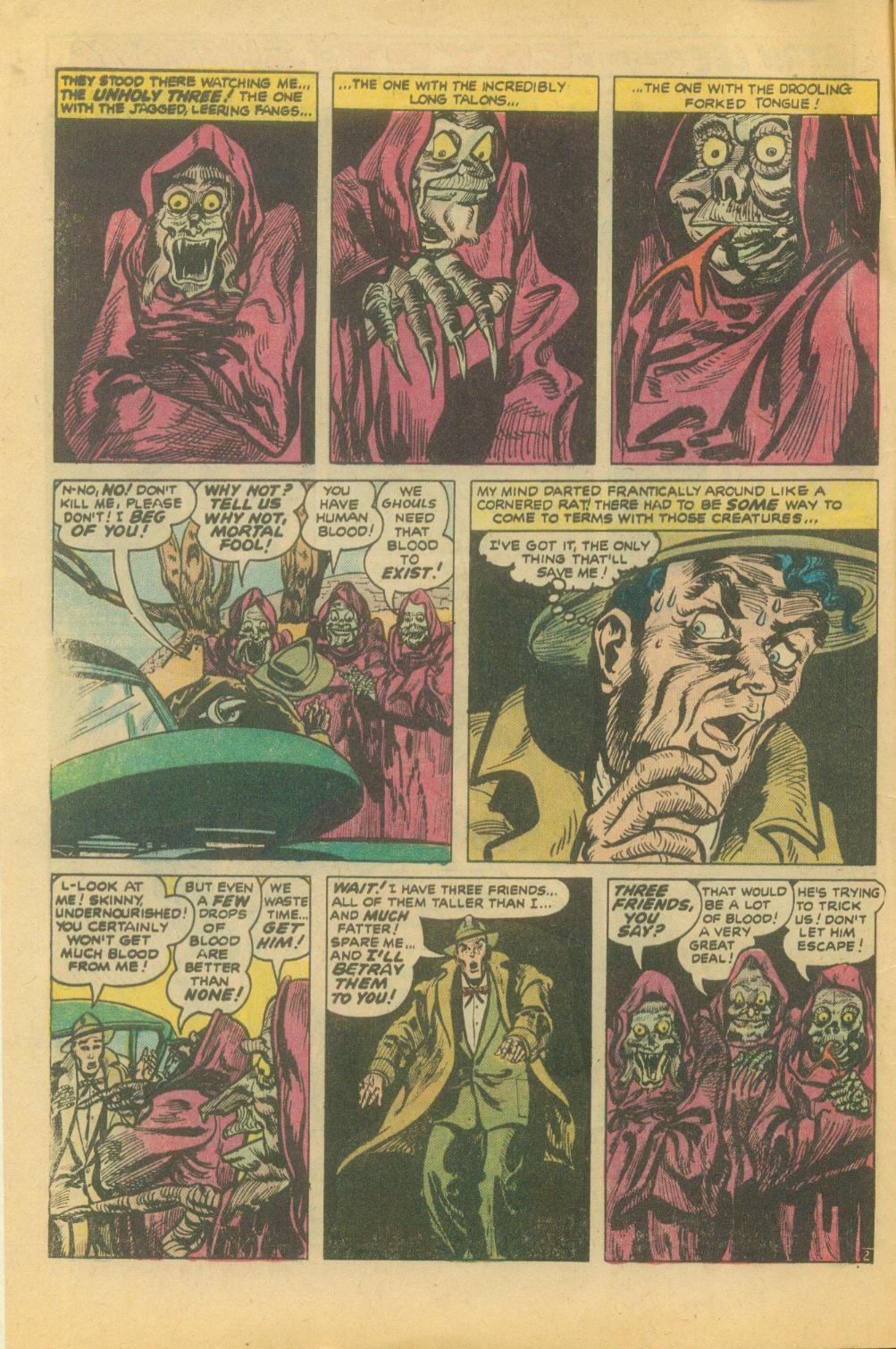 Crypt of Shadows (1973) issue 11 - Page 4