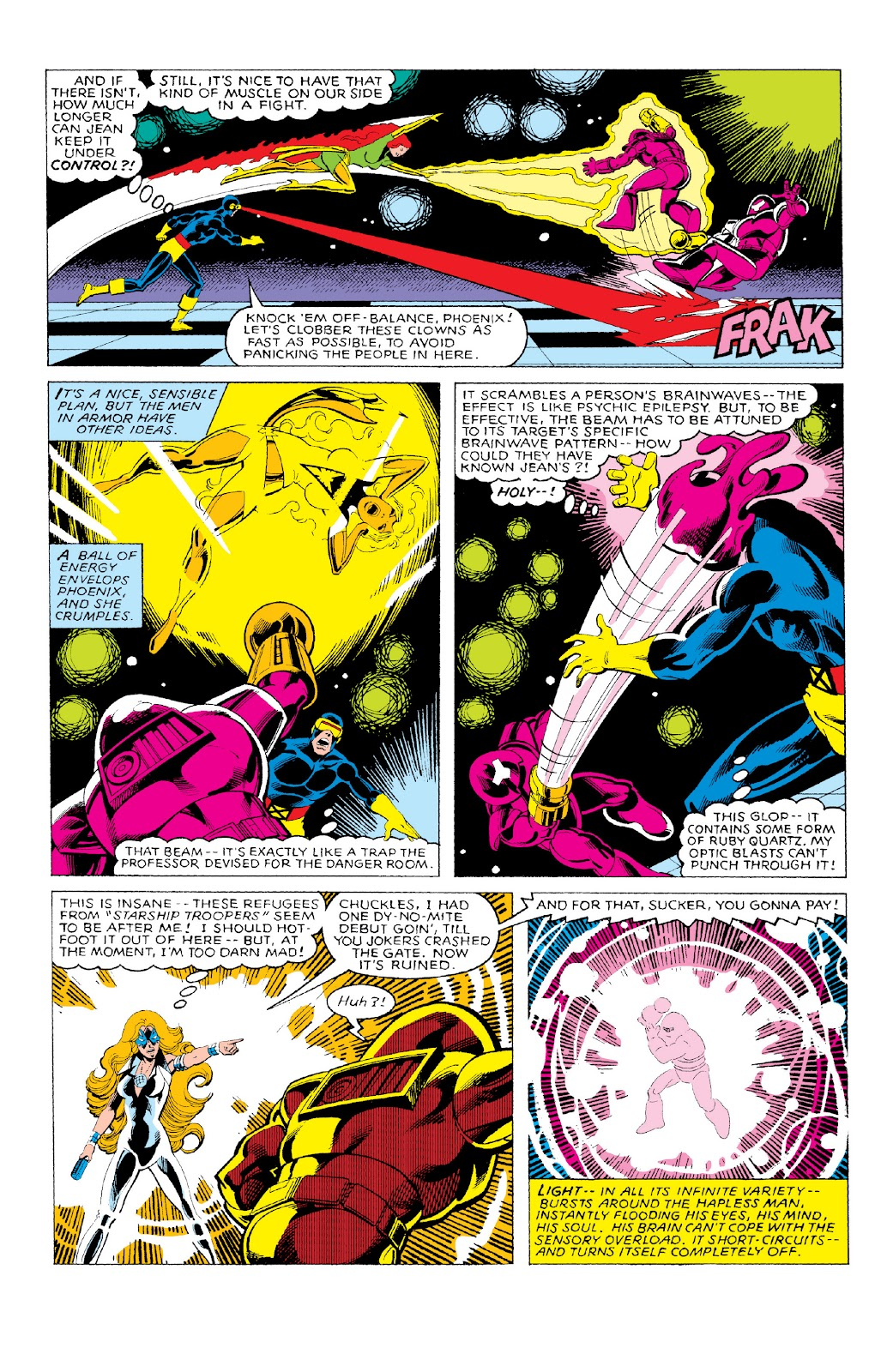 Read online X-Men Milestones: Dark Phoenix Saga comic -  Issue # TPB (Part 1) - 37