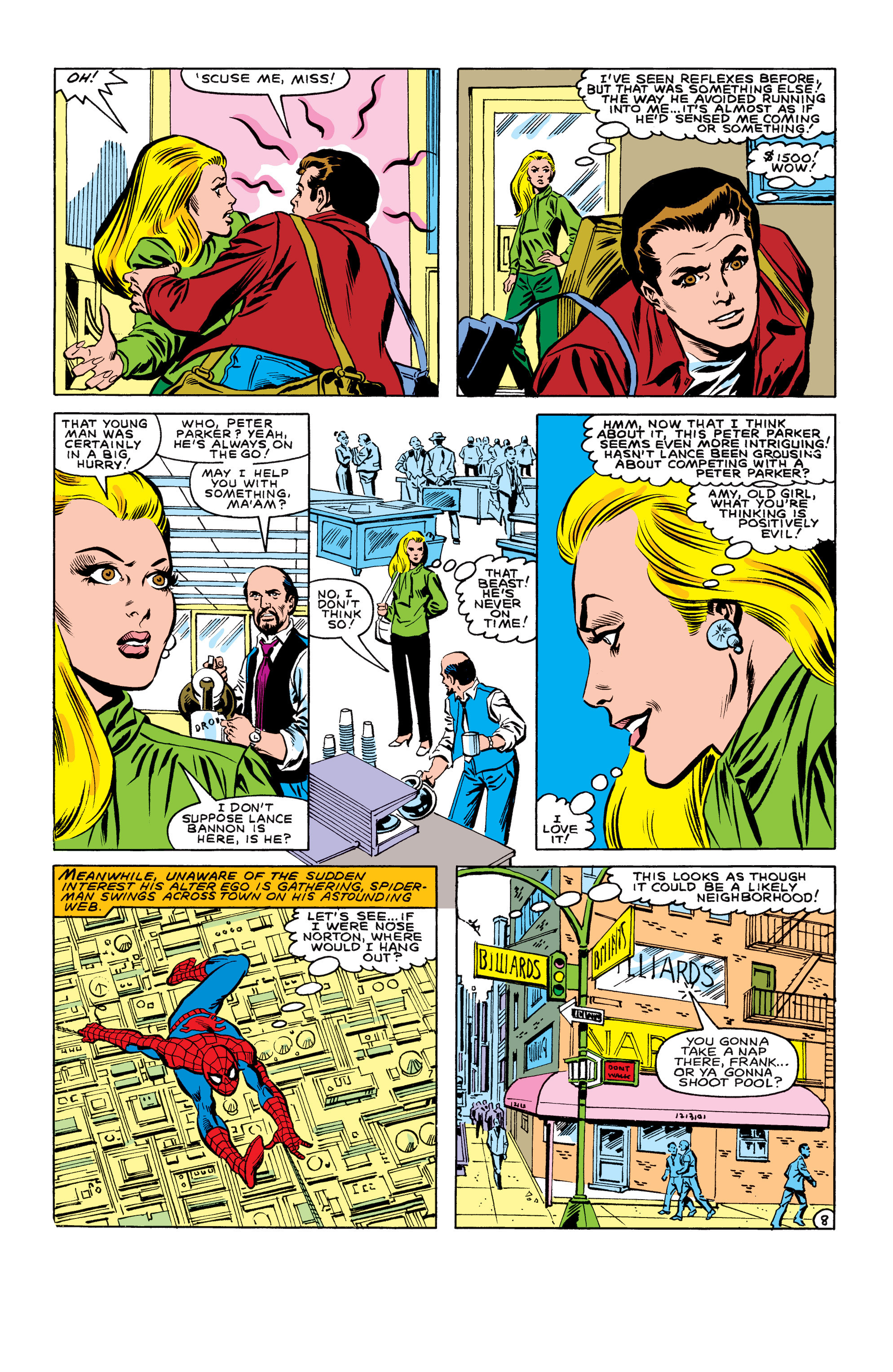The Amazing Spider-Man (1963) 233 Page 8