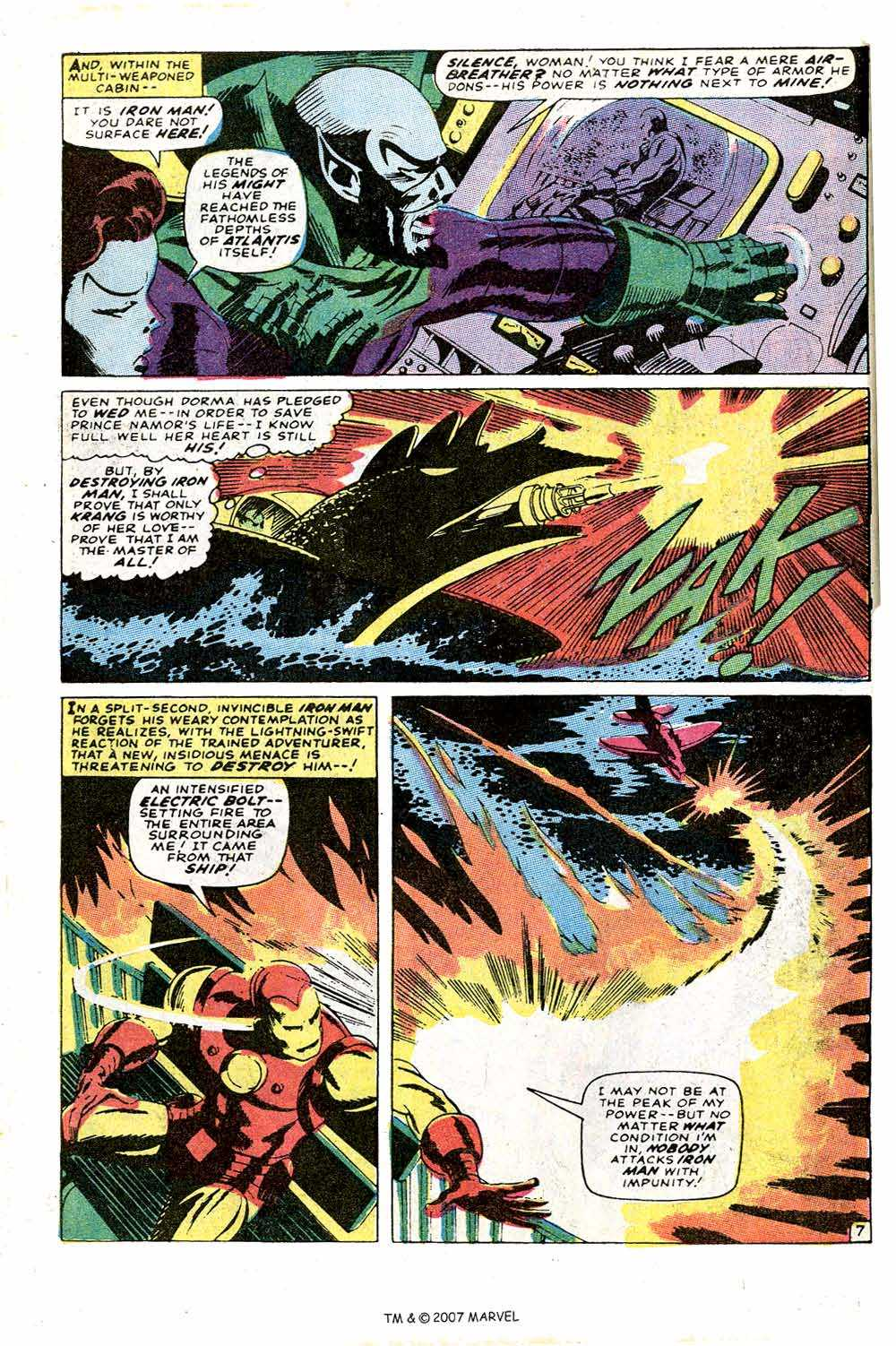 Iron Man Annual issue 1 - Page 28