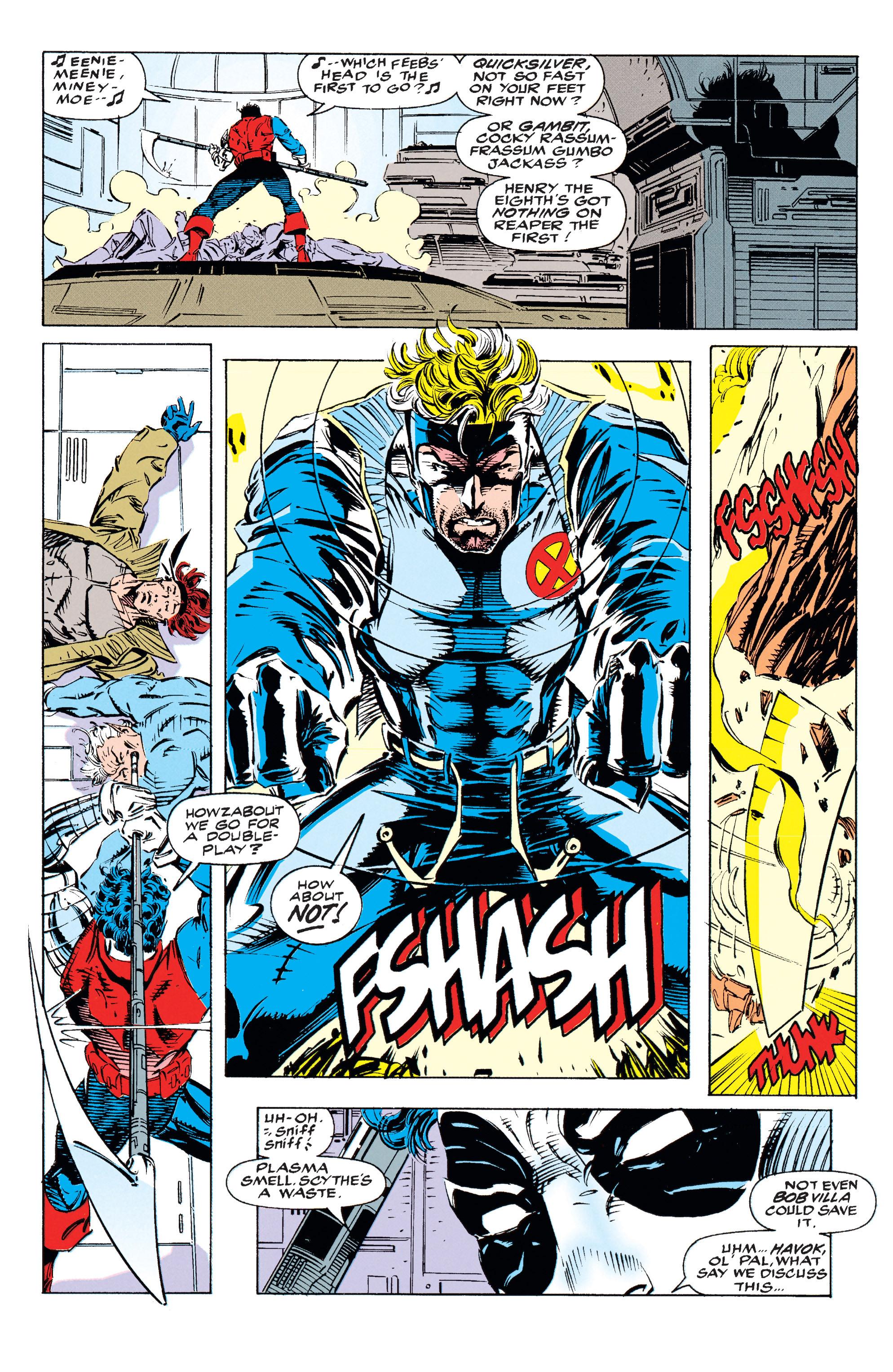 X-Men (1991) 15 Page 2