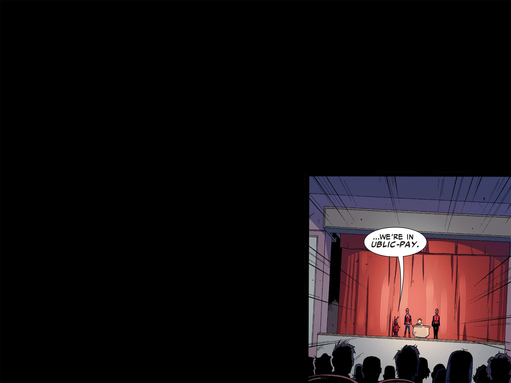 Read online Ultimate Spider-Man (Infinite Comics) (2016) comic -  Issue #9 - 55