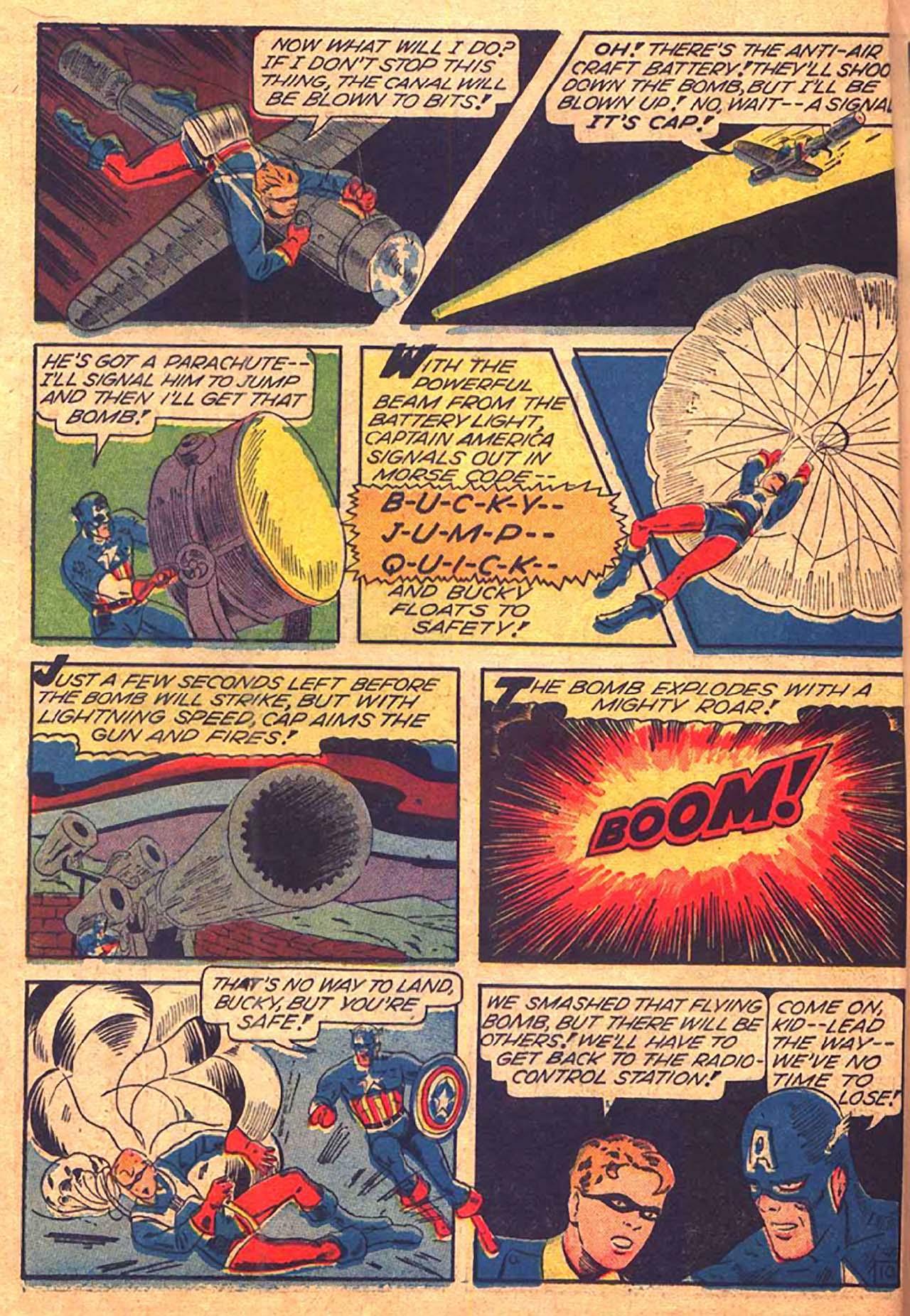 Read online All-Winners Comics comic -  Issue #9 - 25