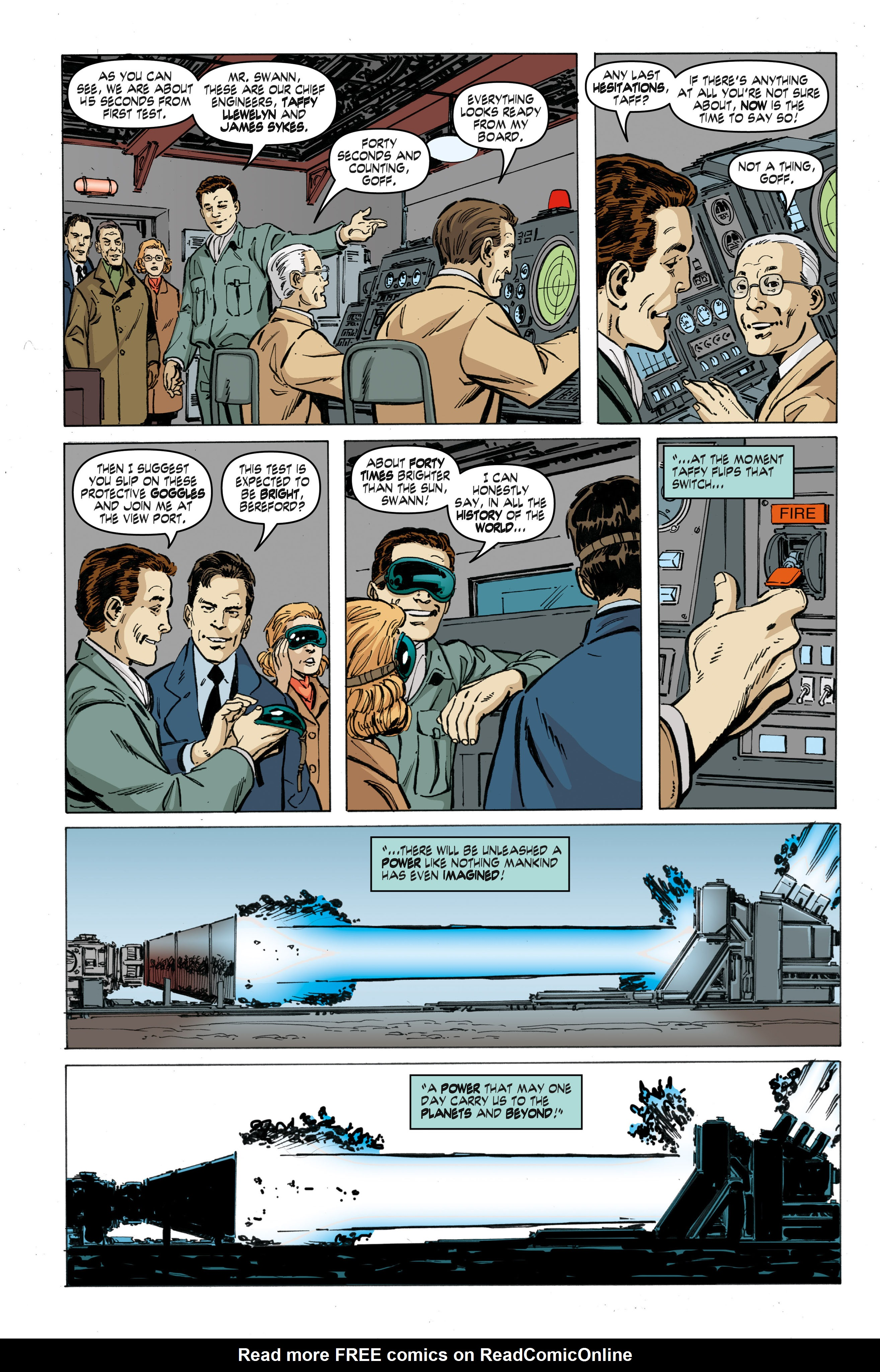 Read online Cold War comic -  Issue # TPB - 38