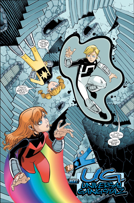 Read online Skrulls vs. Power Pack comic -  Issue #1 - 21