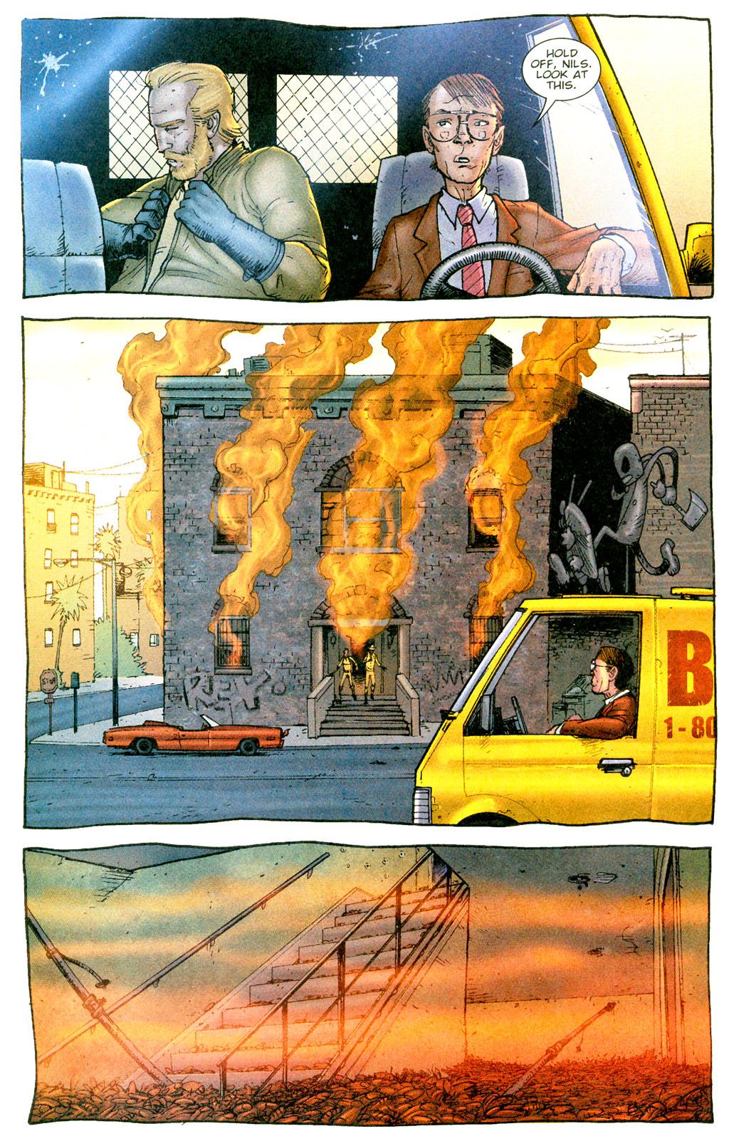 Read online The Exterminators comic -  Issue #5 - 21