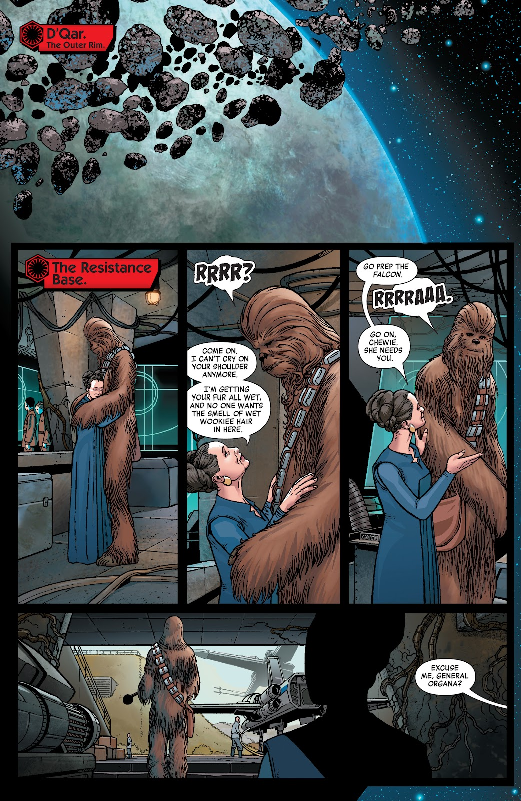 Read online Star Wars: Age of Republic: Heroes comic -  Issue # TPB - 71