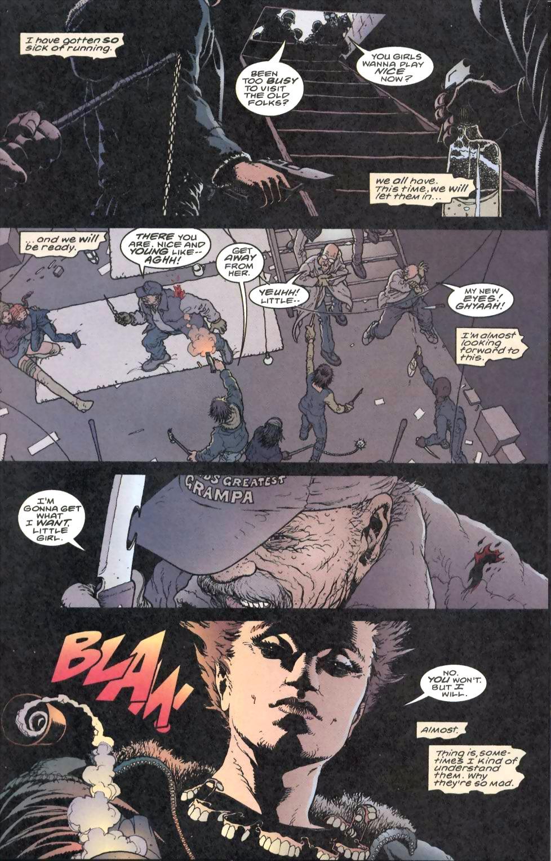 Read online Flinch comic -  Issue #1 - 13