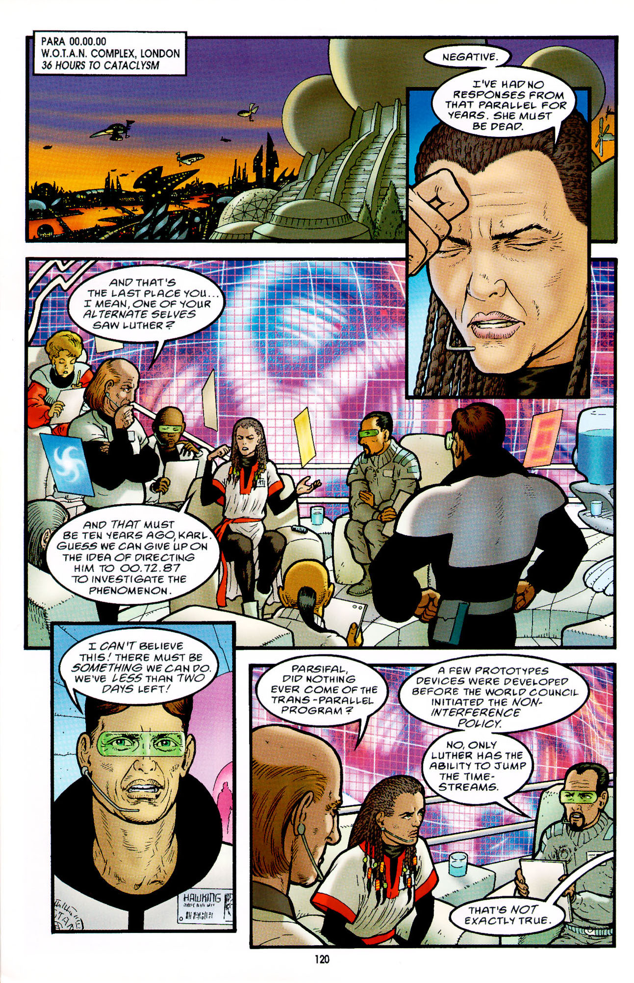 Read online Heart of Empire comic -  Issue #4 - 24