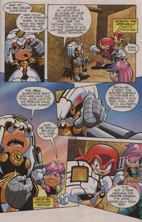 Read online Sonic Universe comic -  Issue #11 - 4