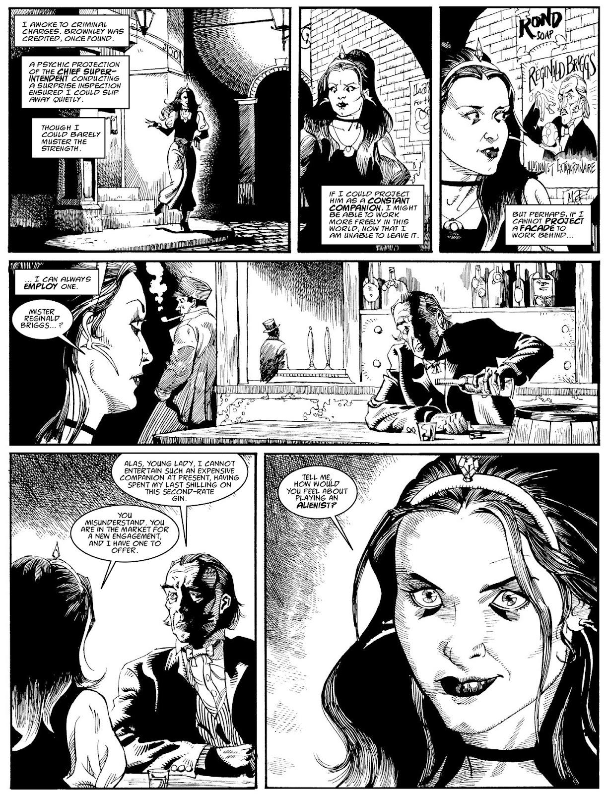 Judge Dredd Megazine (Vol. 5) issue 427 - Page 76