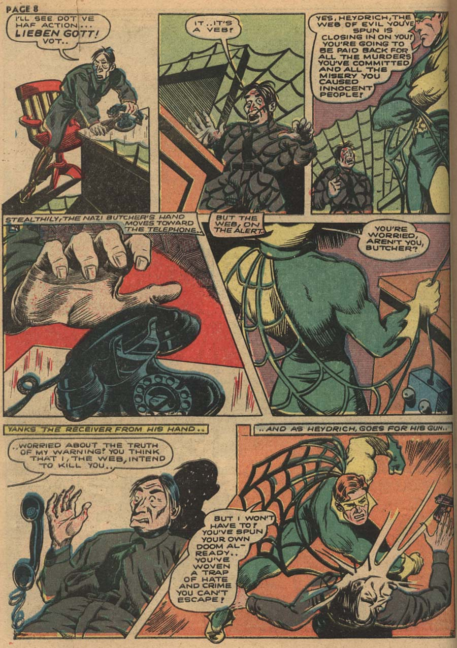 Zip Comics issue 31 - Page 8