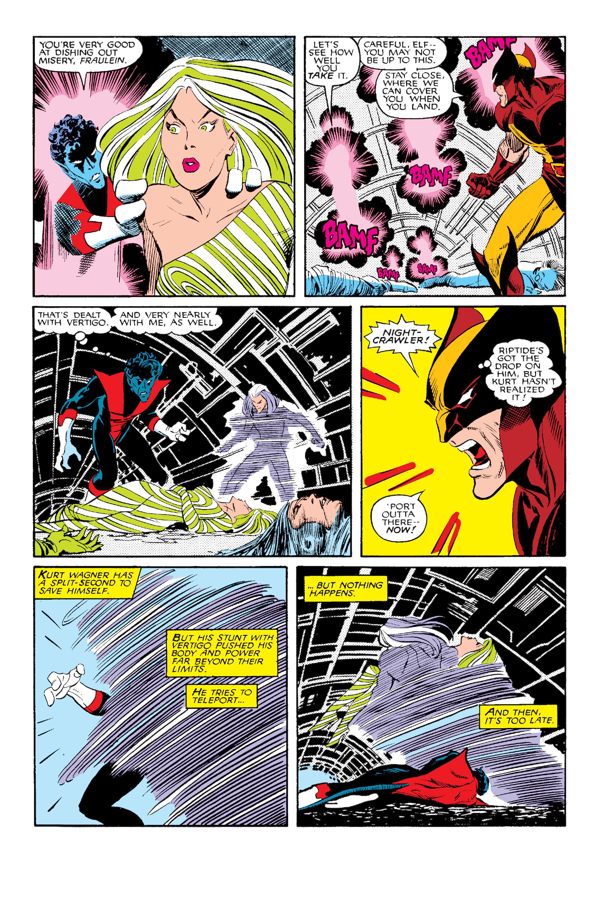 Read online Uncanny X-Men (1963) comic -  Issue #211 - 13