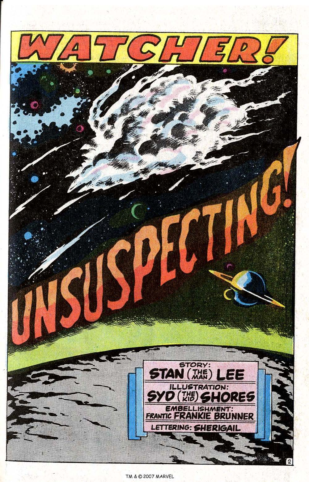 Read online Silver Surfer (1968) comic -  Issue #6 - 51