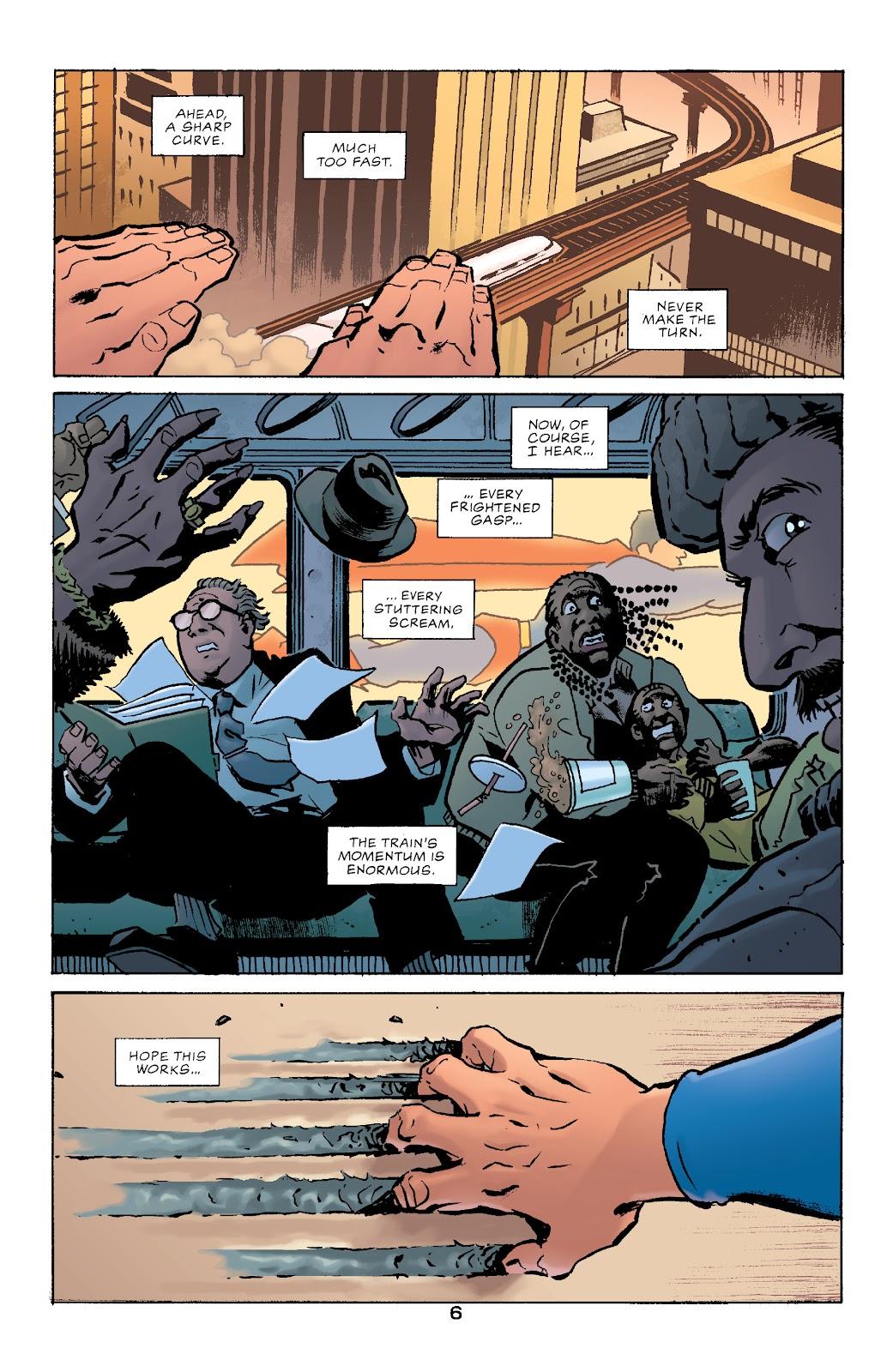 Batman/Superman/Wonder Woman: Trinity issue 1 - Page 8